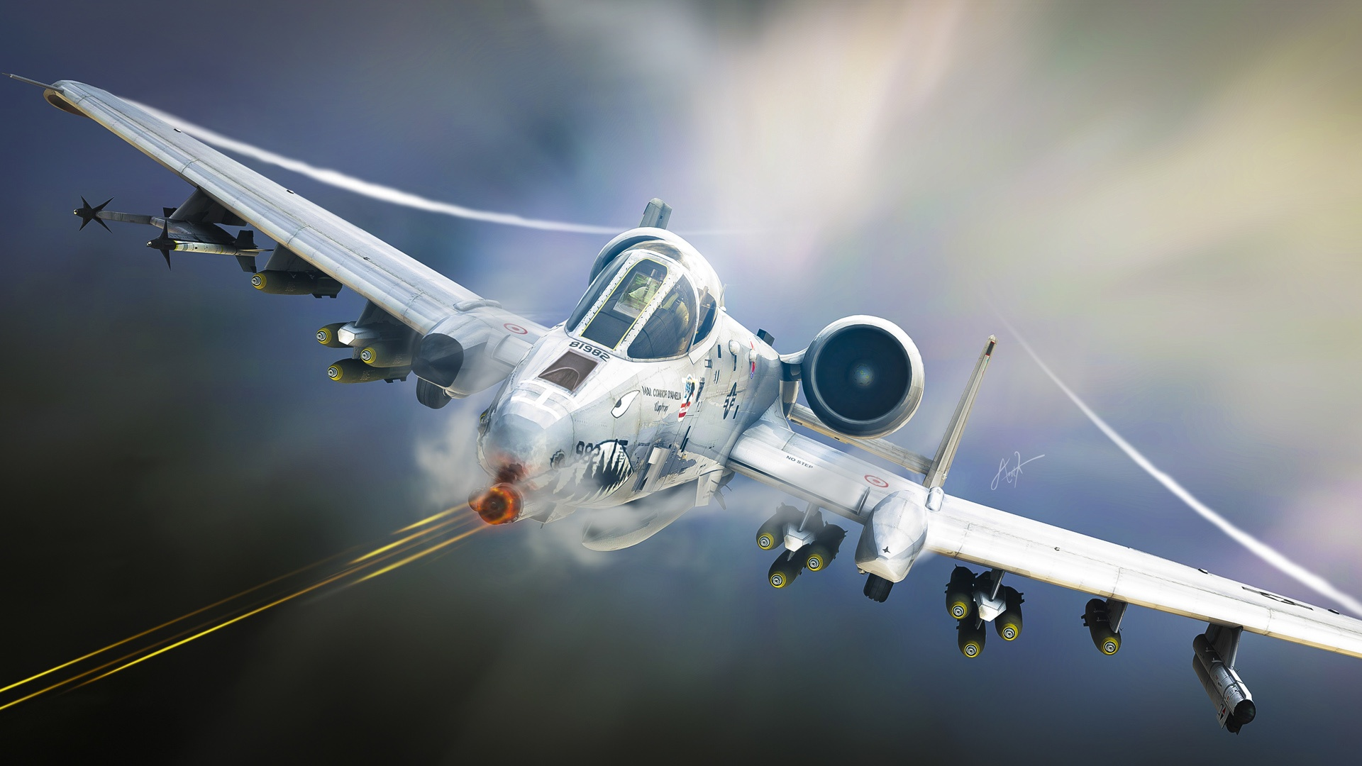 [Year of Evil] La chute de Coast City [LIBRE] A-10-Tankbuster-attack-aircraft-airplane-art-design_1920x1080