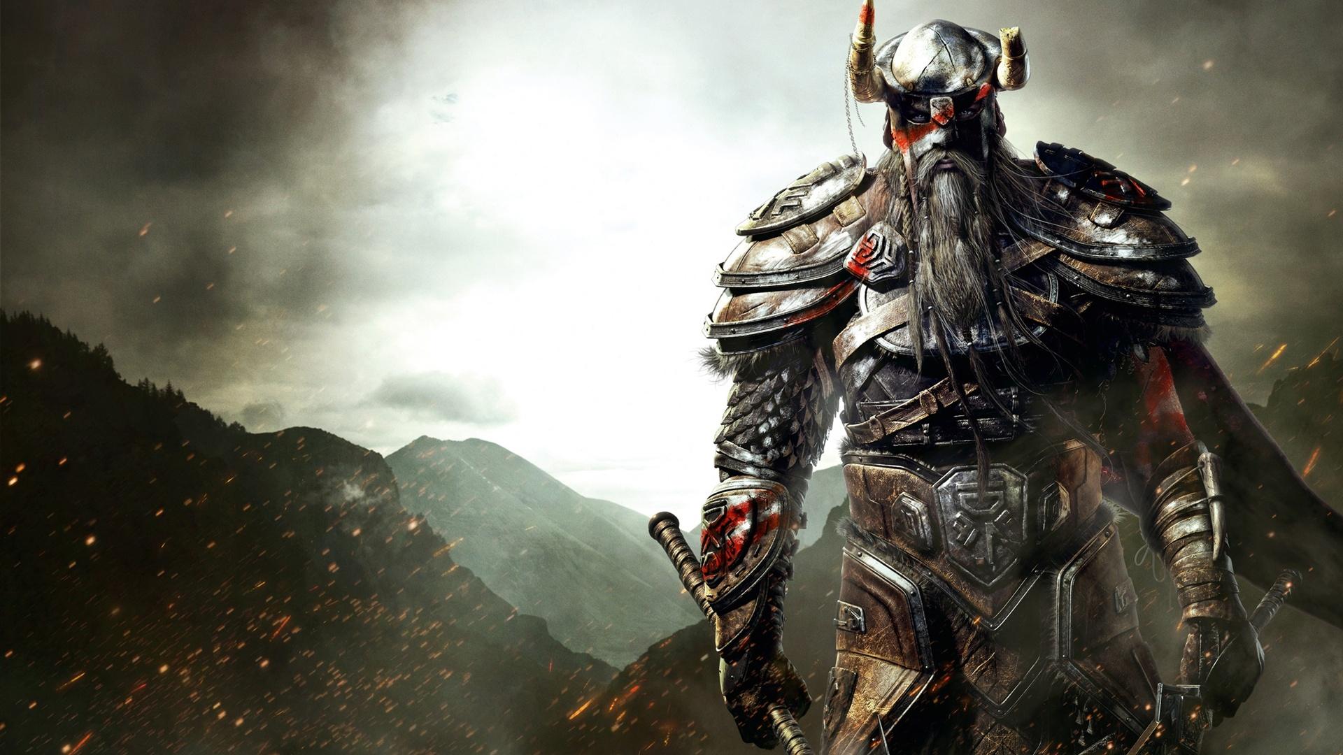 Fondos De Pantalla The Elder Scrolls Online Viking