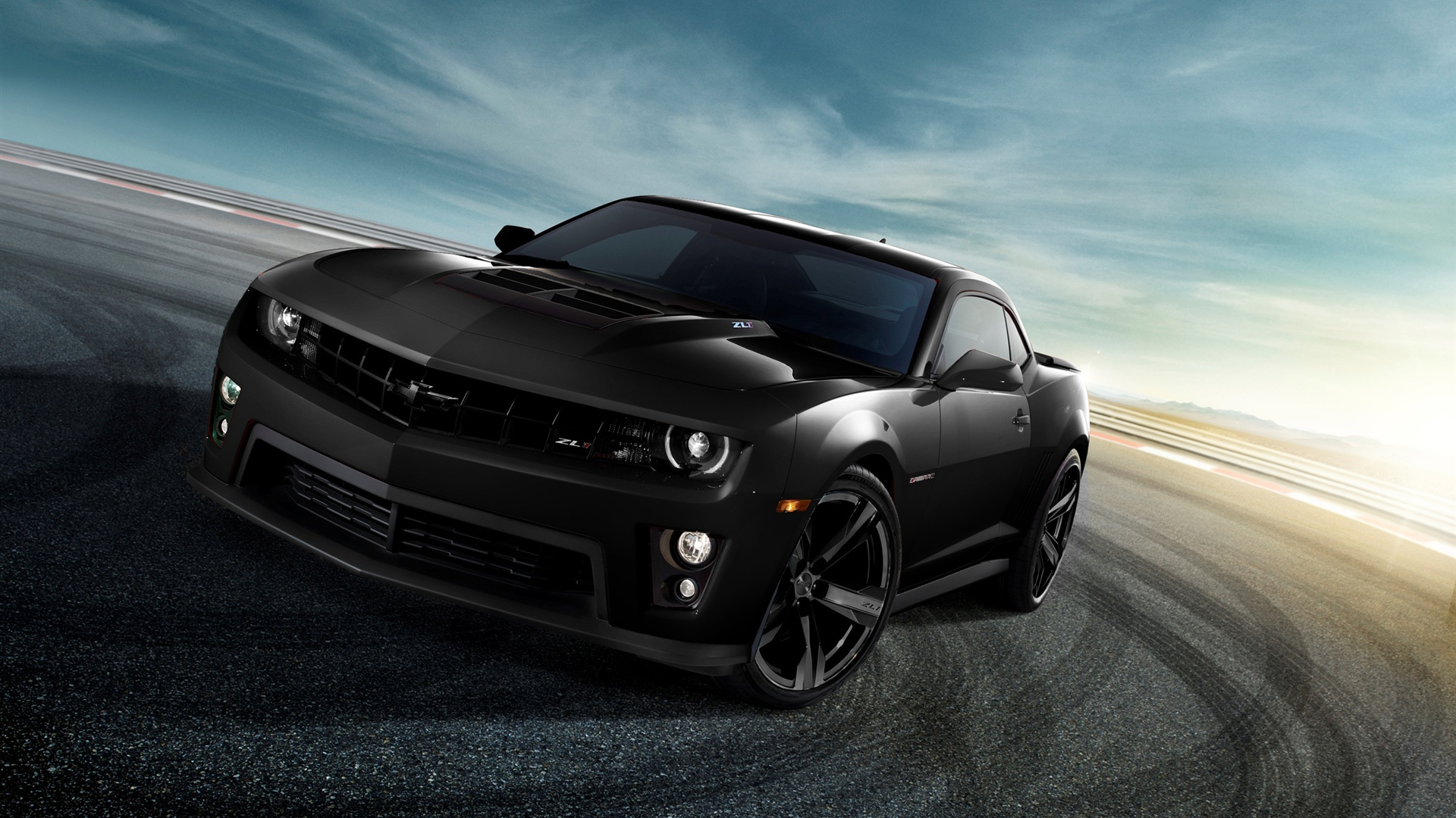 fonds d 39 cran t l charger 1920x1080 chevrolet camaro zl1 noir auto full hd fond hd. Black Bedroom Furniture Sets. Home Design Ideas