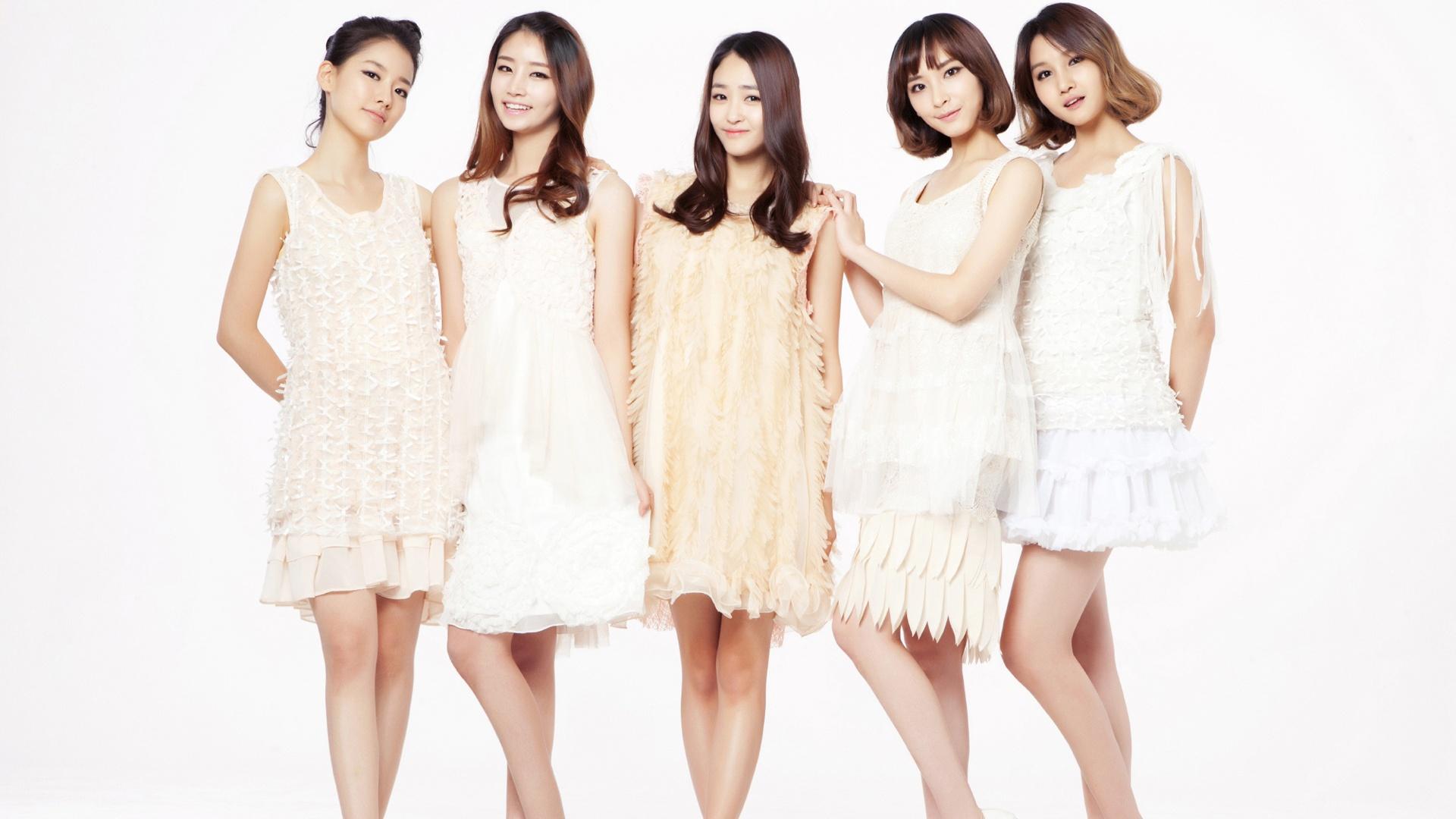 Wallpaper CHI CHI Korean music girl group 07 1920x1200 HD