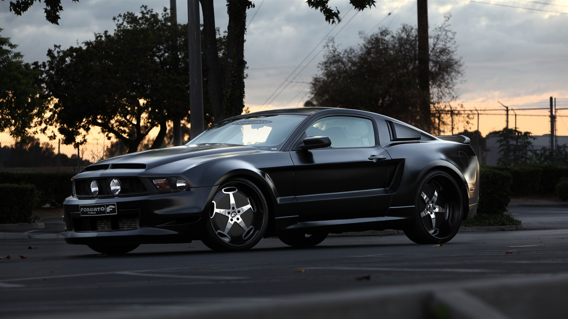 Wallpaper Ford Mustang Gt Supercar 2560x1440 Qhd Picture Image