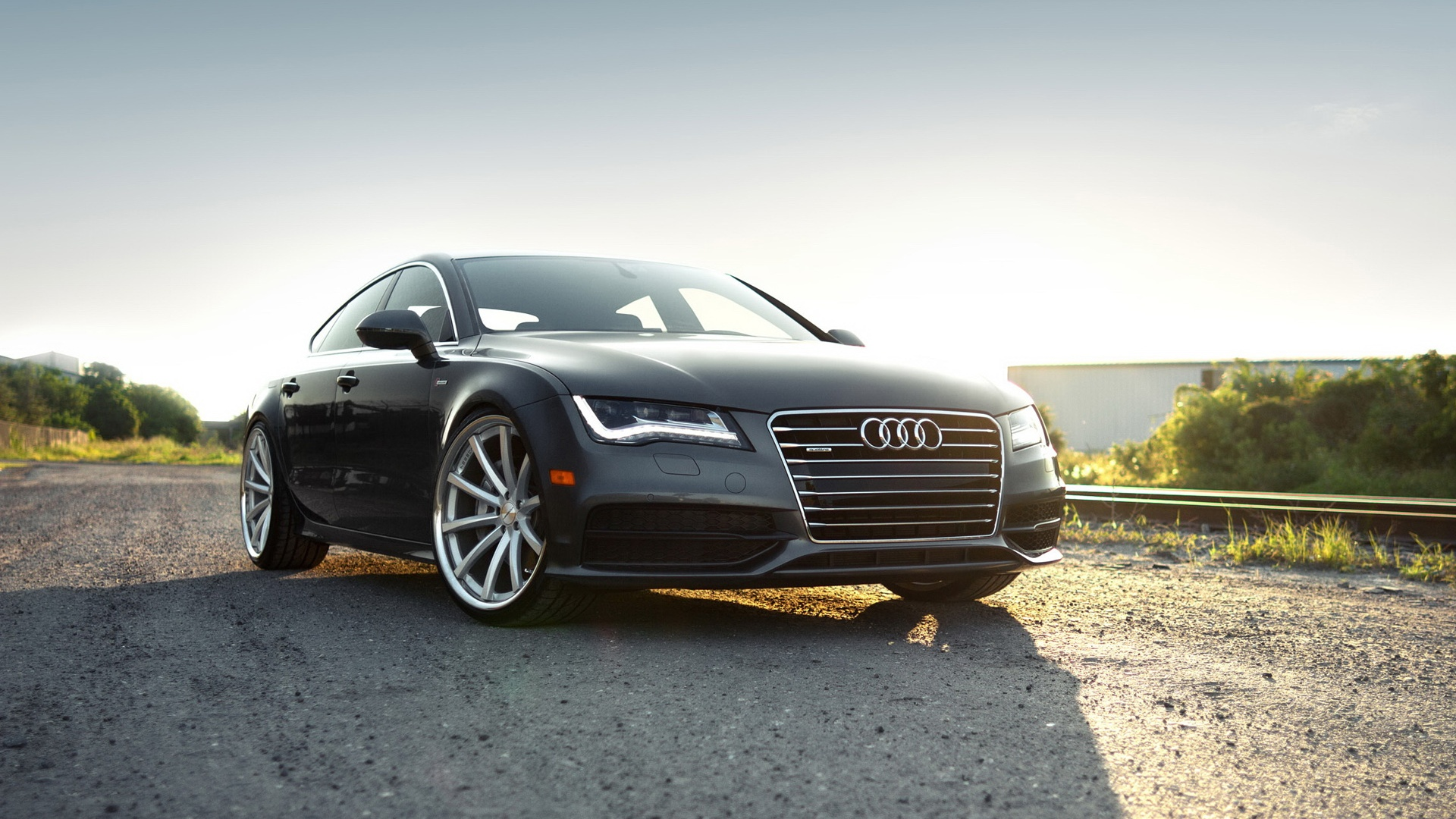 Audi a7 wallpaper 3