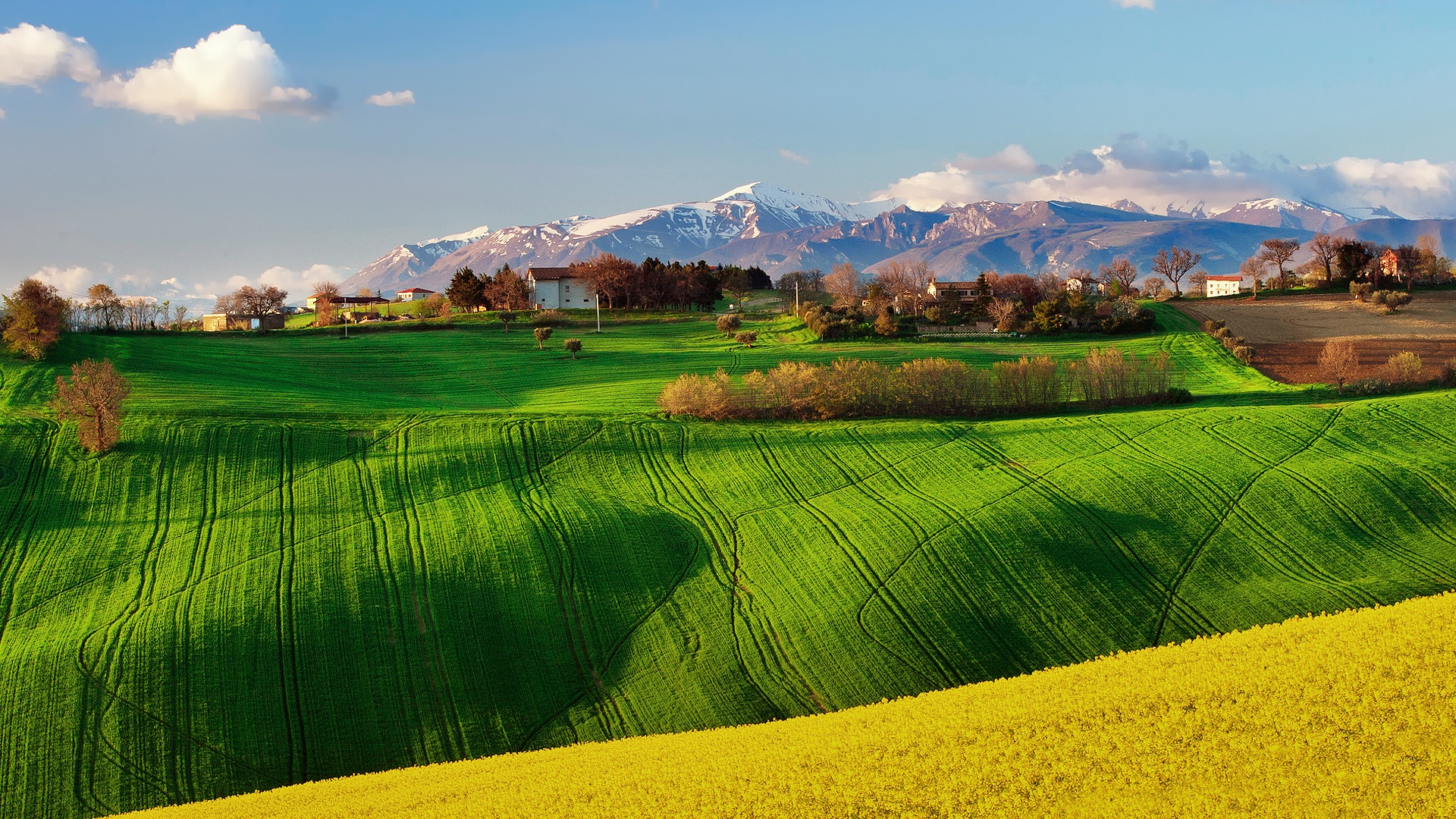 spring natural scenery hd - photo #7