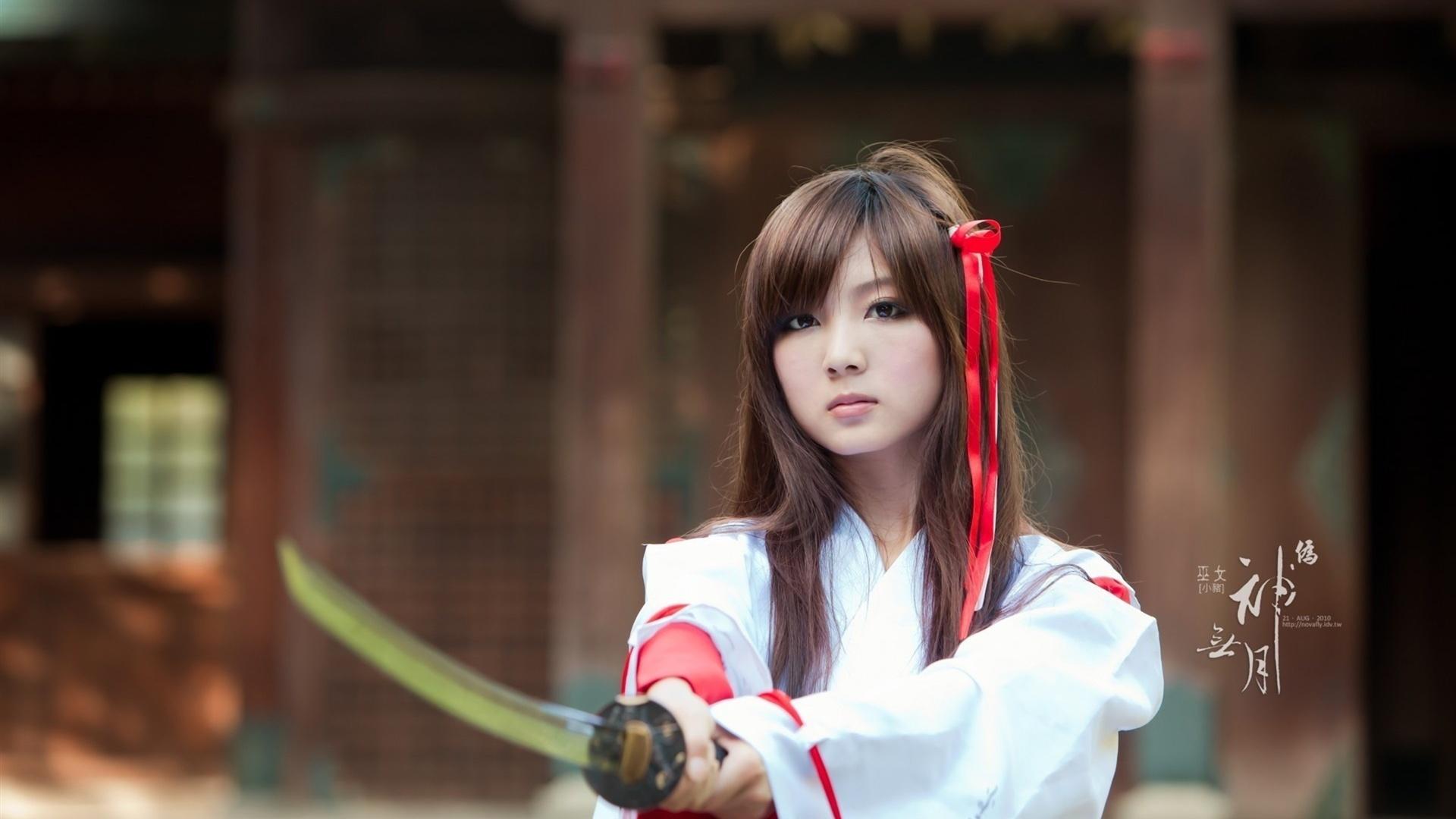 2560x1600 hd - Asian girl 4k ...