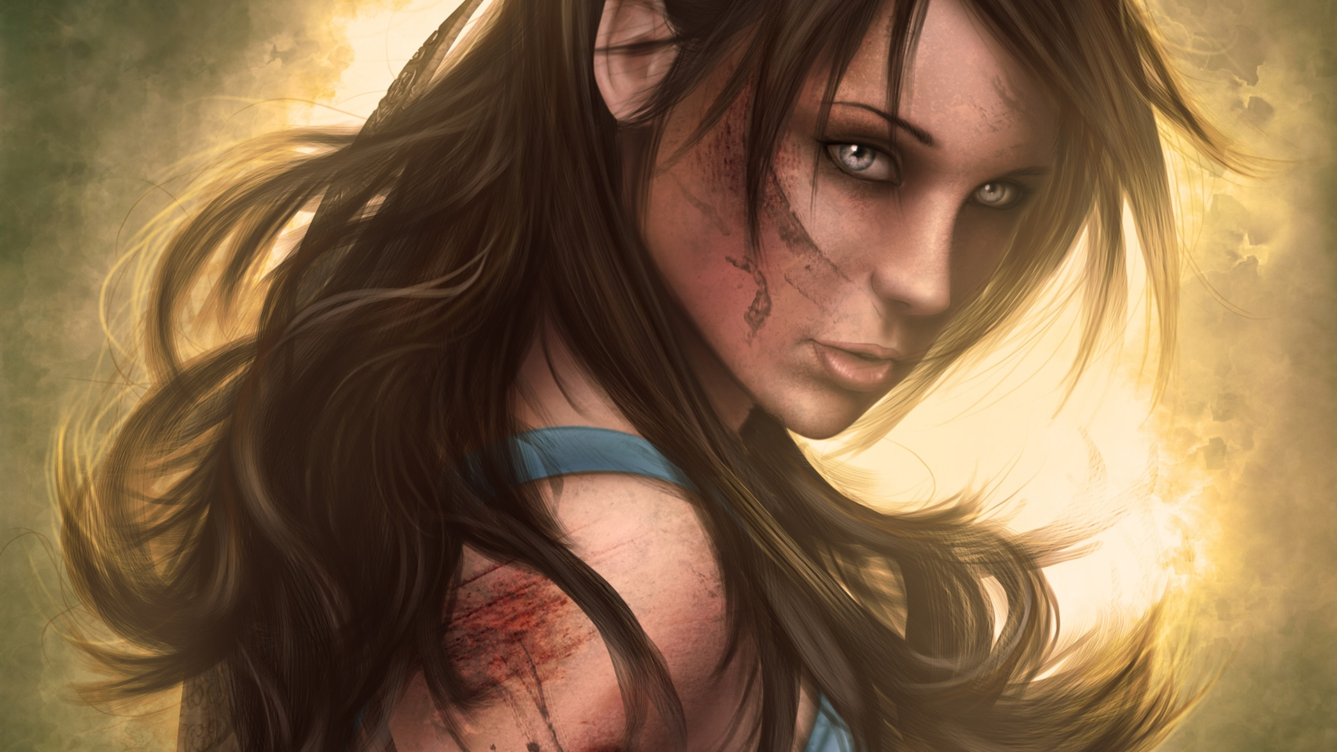Tomb Raider Lara Croft 2013 Game 1080x1920 Iphone 8 7 6 6s