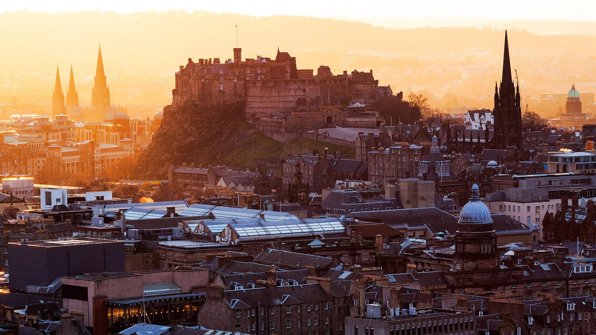 Обои Шотландия, эдинбург, маяк. Пейзажи foto 8