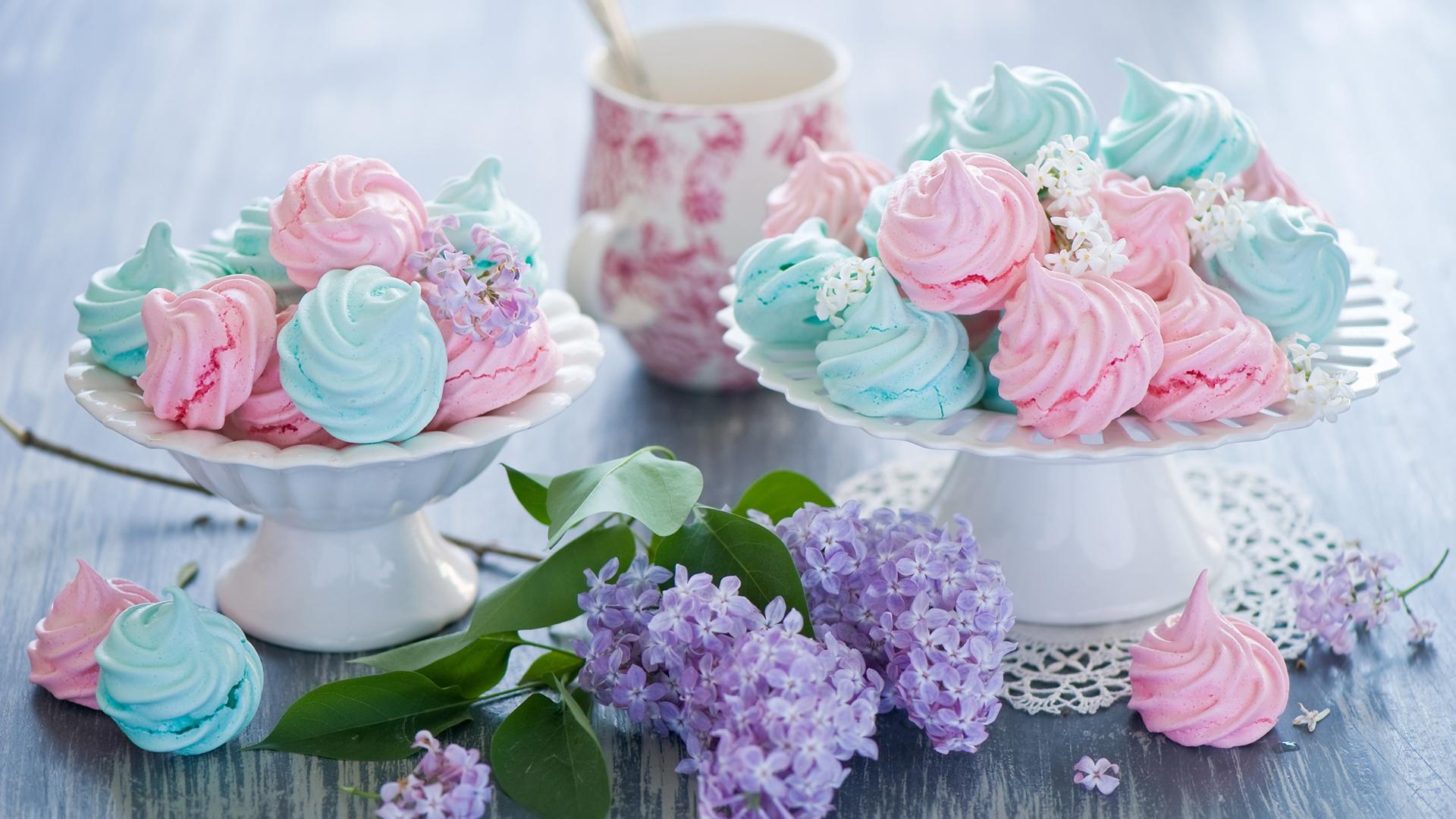 сладкие пирожные онлайн