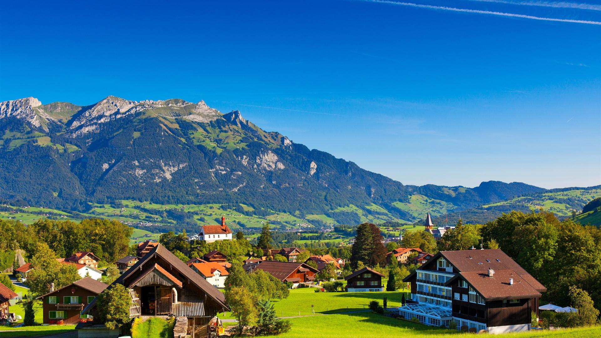 瑞士,阿尔卑斯�...