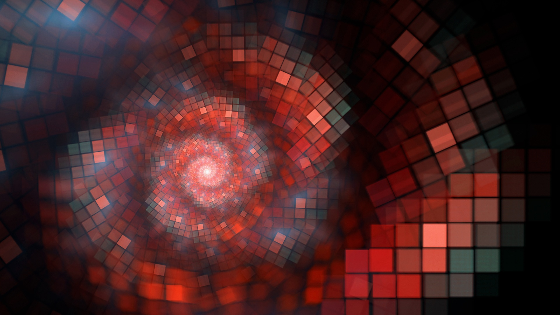 Dream channel red colors shape abstraction wallpaper - Dreaming about the color red ...