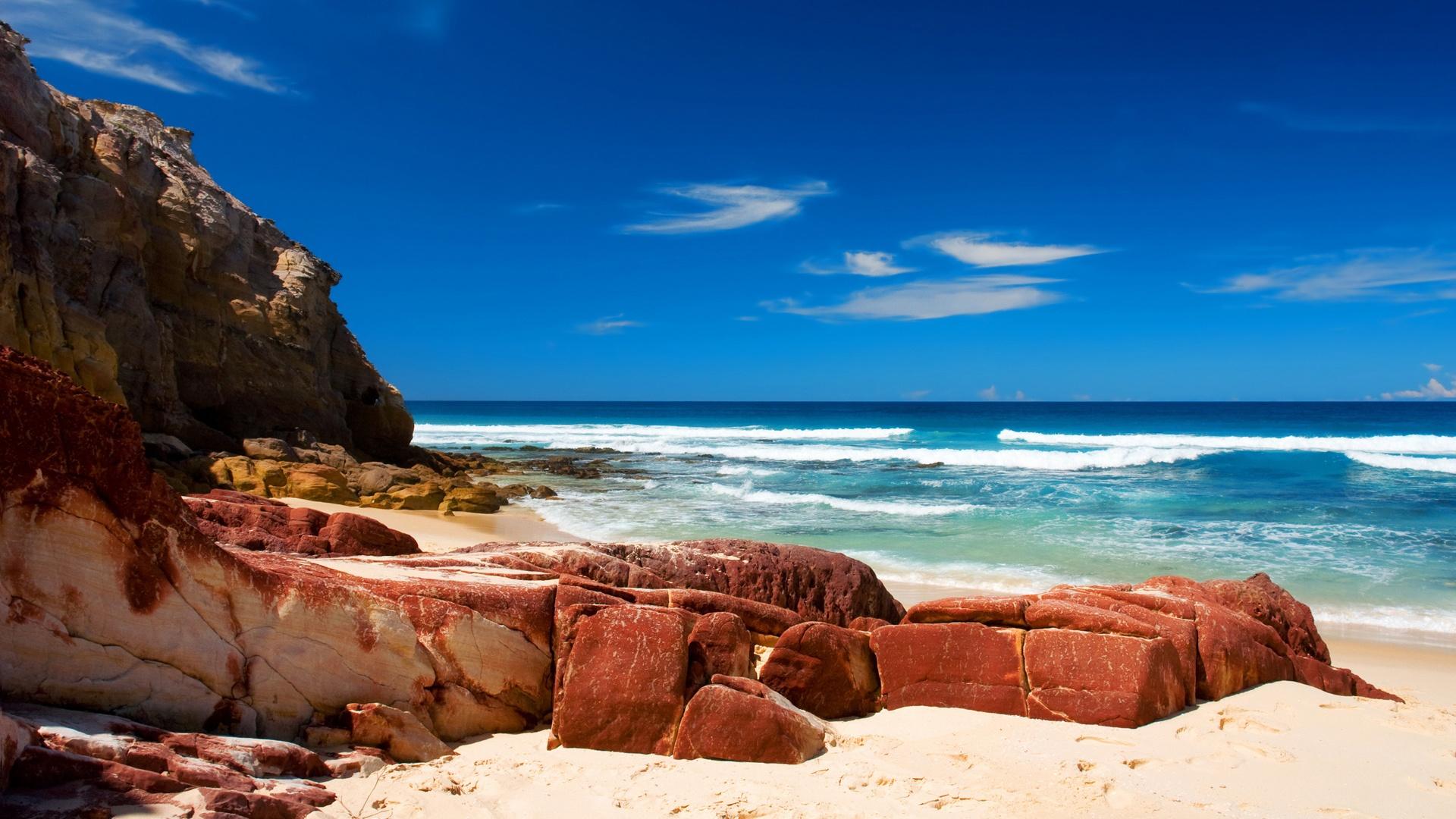 природа берег море камни nature shore sea stones на телефон