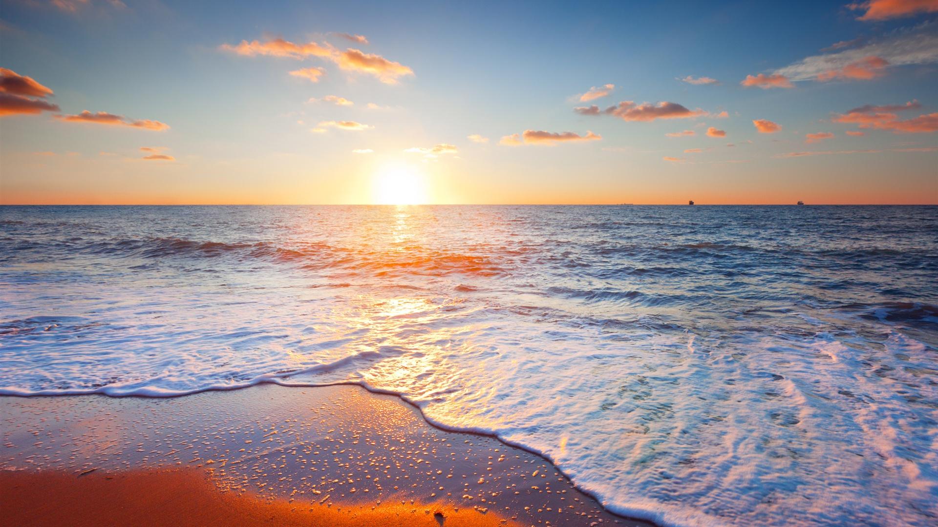 Красивые картинки море пляжа