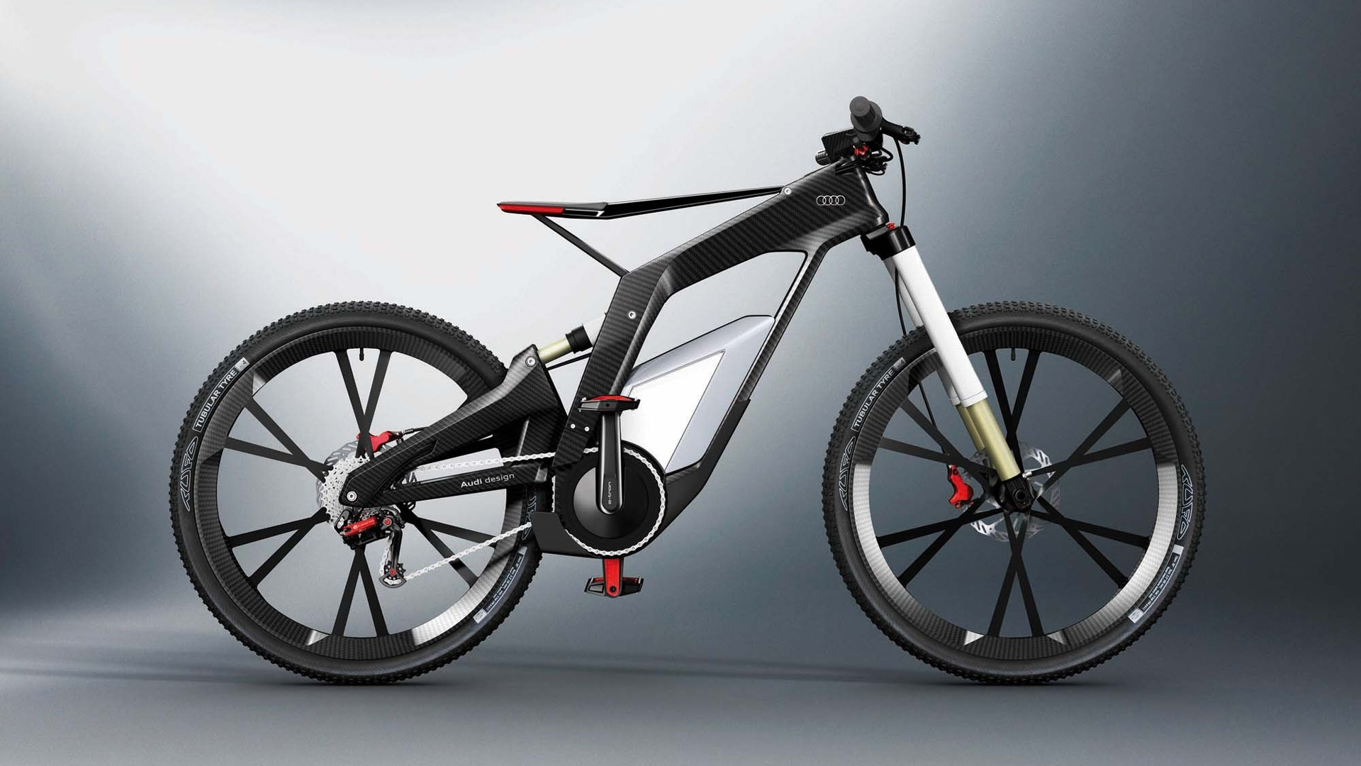 Wallpaper Audi Bicycle 1920x1200 Hd Picture Image