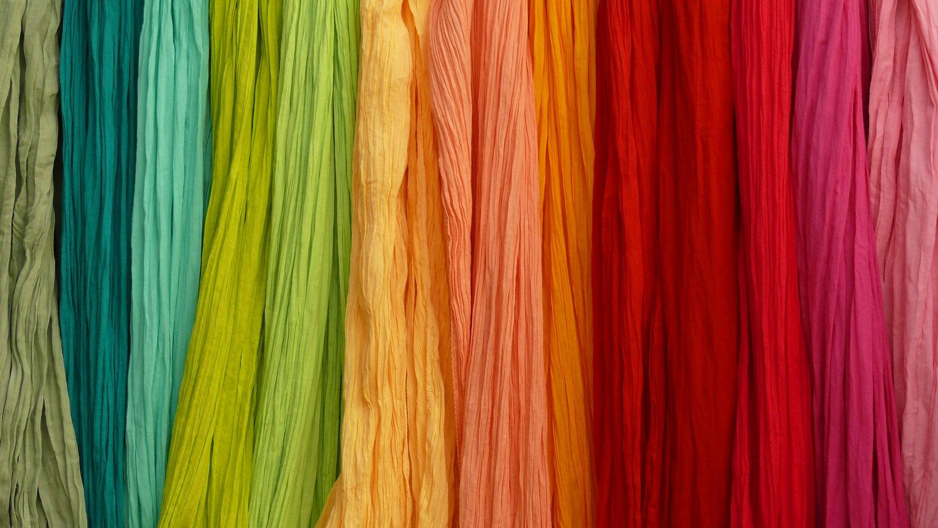 ткани разных цветов картинки магазине