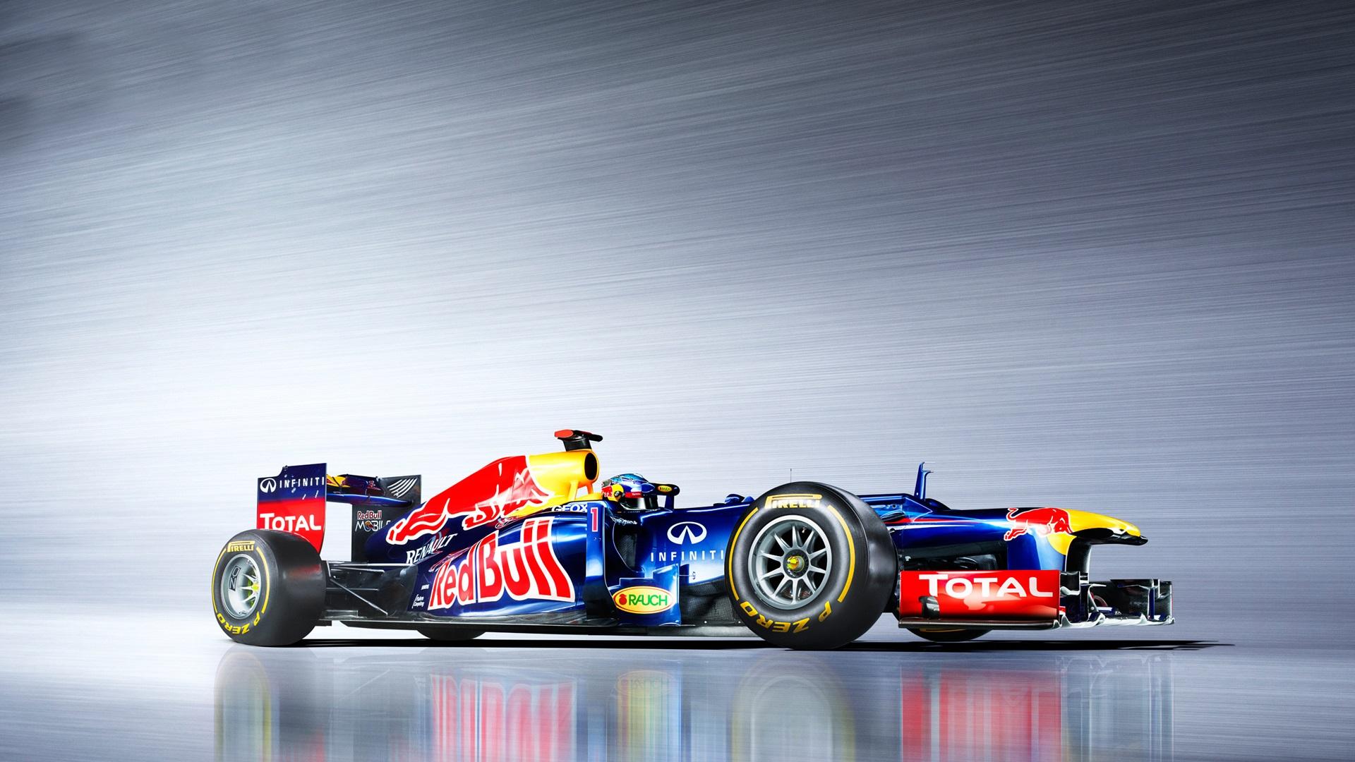 Wallpaper Formula 1 F1 Red Bull Supercar 1920x1200 Hd