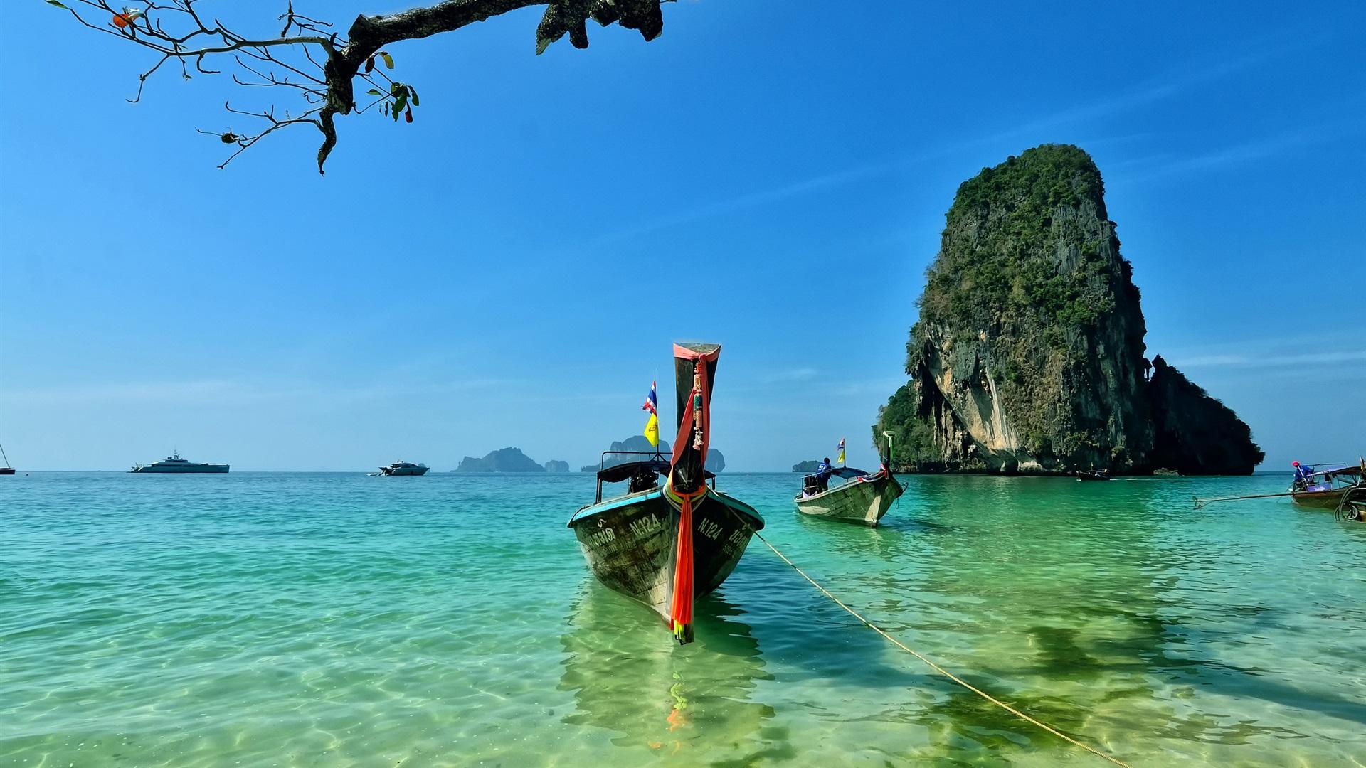 Красивые обои на рабочий стол тайланд