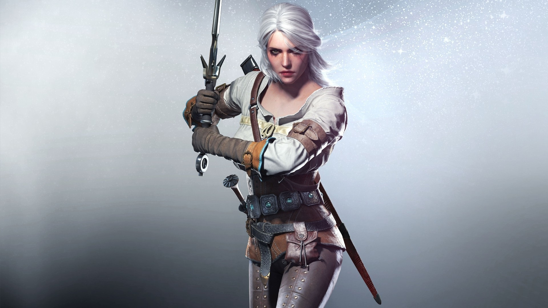 Fondos De Pantalla The Witcher 3 Wild Hunt Beautiful Girl