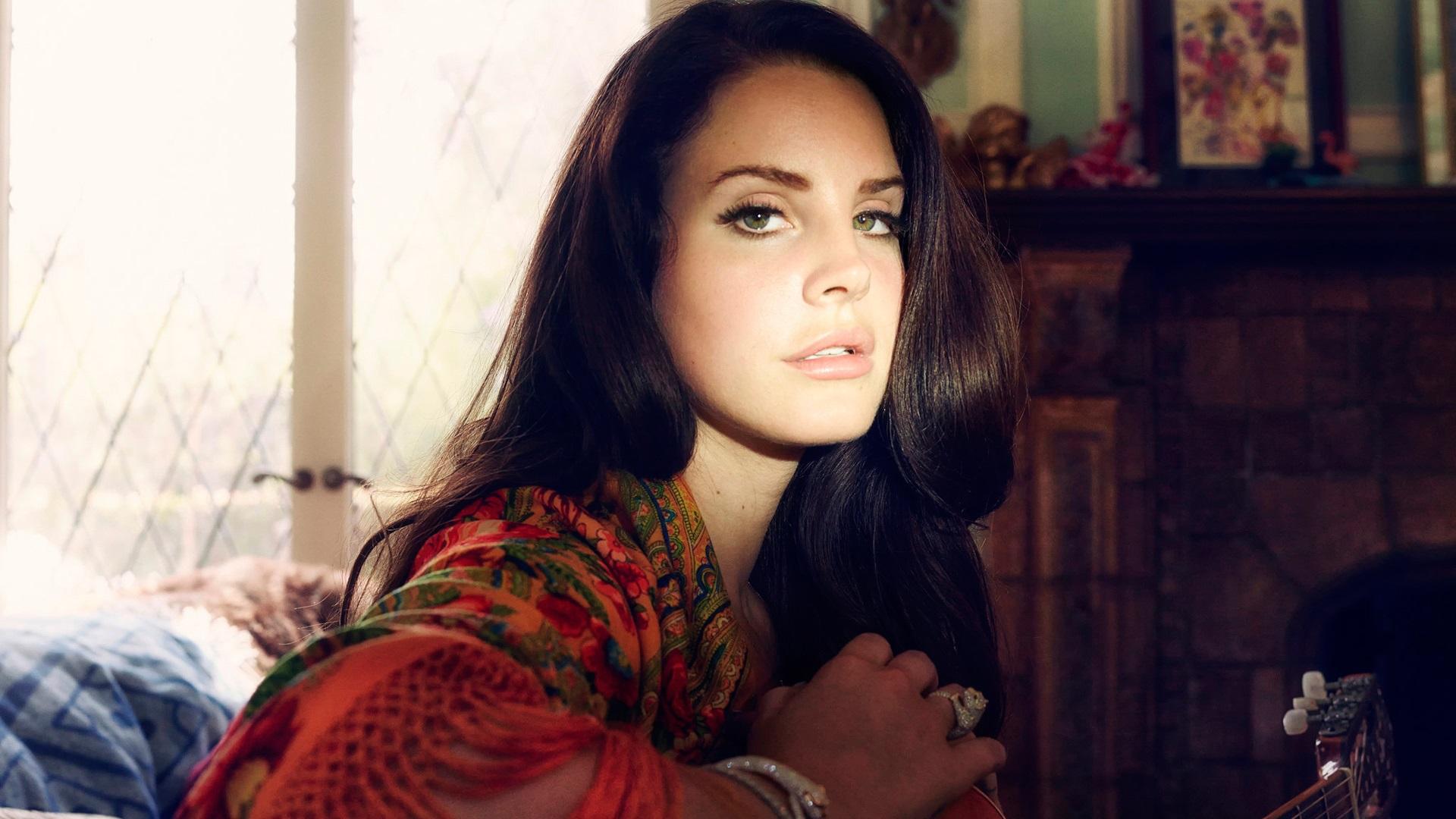 Lana Del Rey 05 640x1136 Iphone 5 5s 5c Se Wallpaper Background
