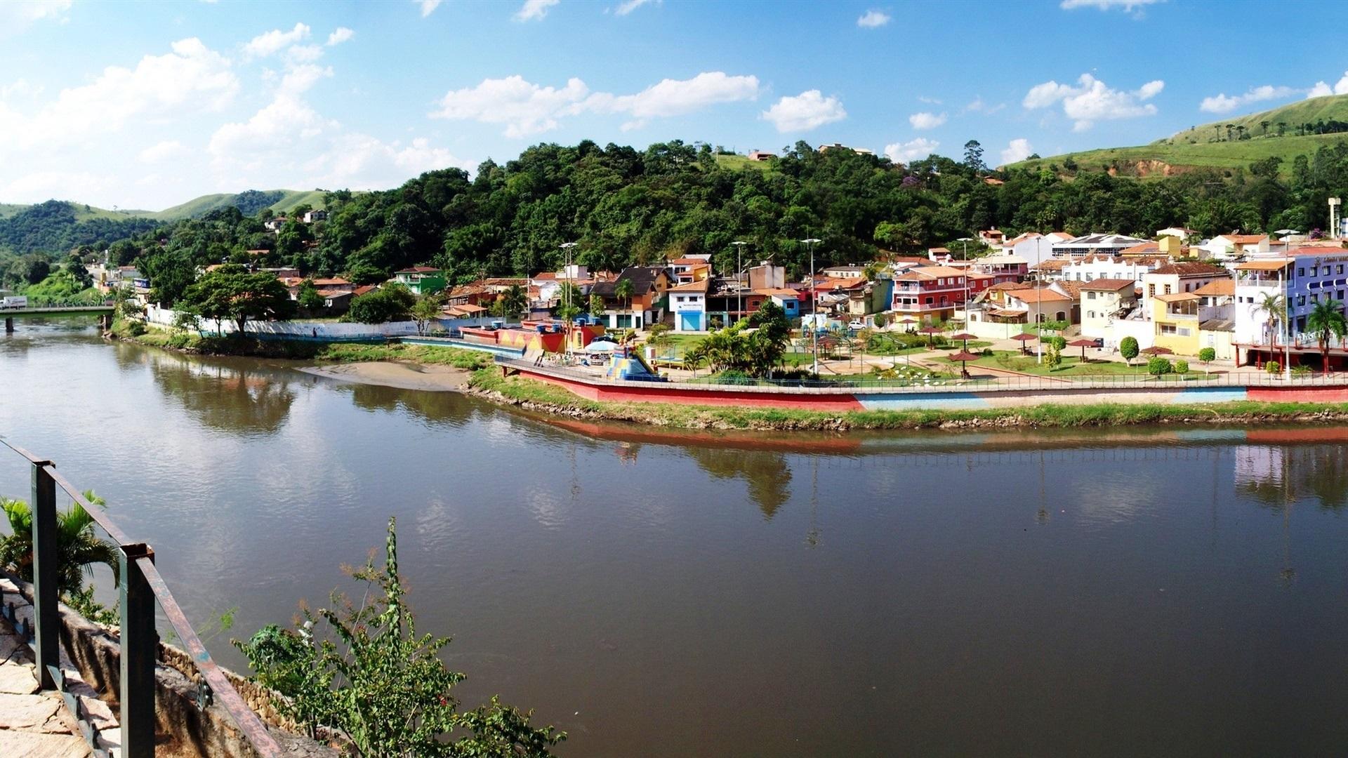 Обои sao paulo, мосты, Бразилия. Города foto 13