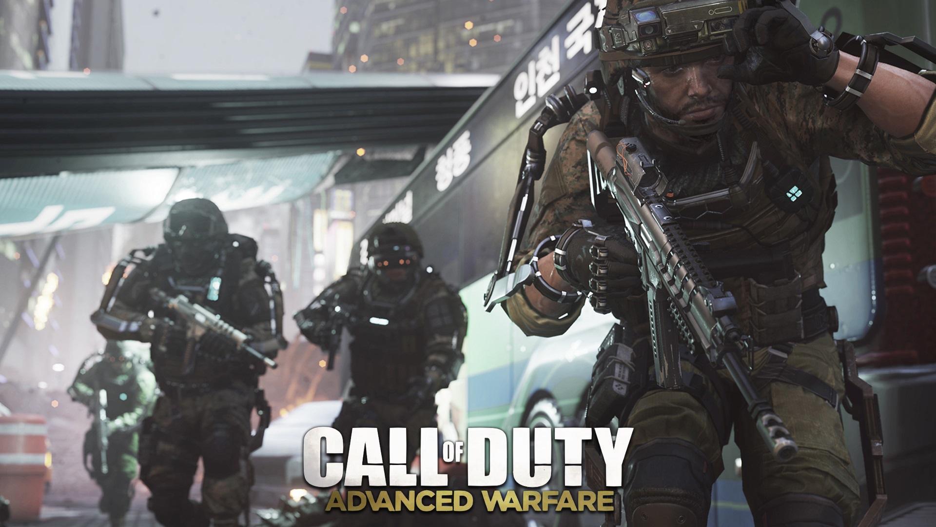 Hintergrundbilder Von Call Of Duty: Call Of Duty: Erweiterte Warfare, Geheime Aktion 1920x1200