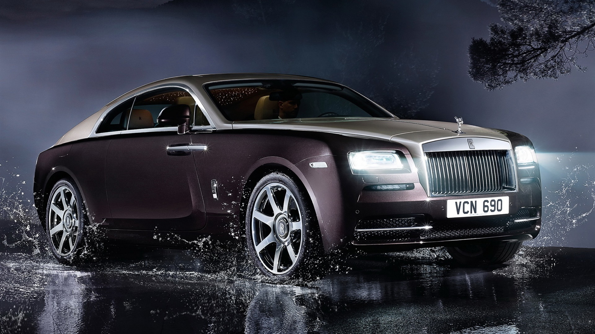 The Best 100 Hd And Qhd Wallpapers From 2015 Works For: Fonds D'écran Télécharger 1920x1080 Rolls-Royce Voiture De
