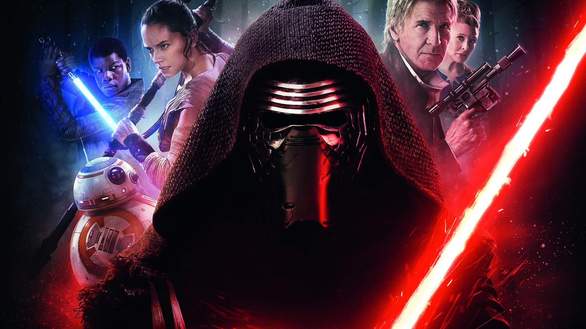 Wallpaper 2016 Movie Star Wars Episode Vii The Force Awakens