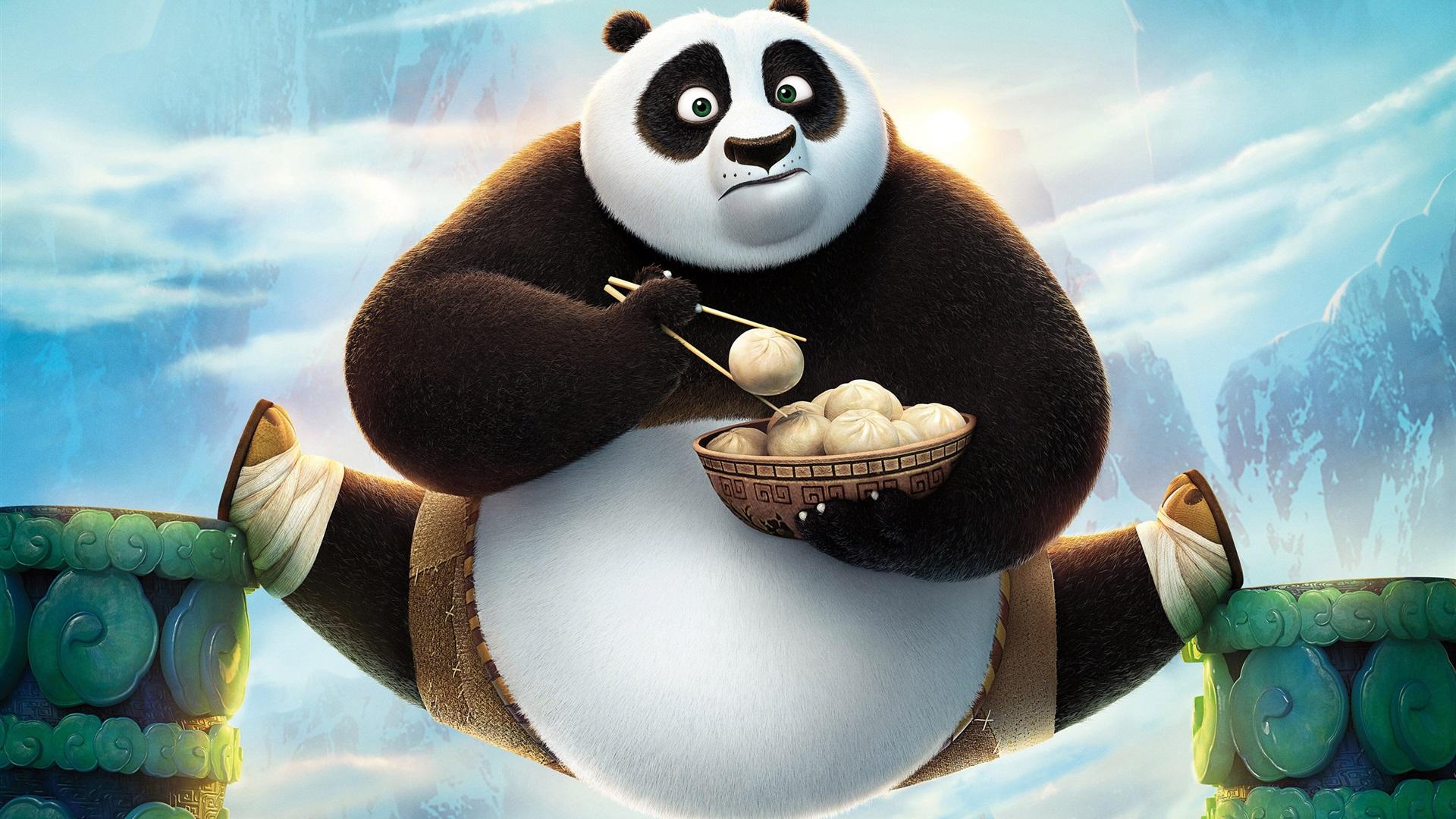 熊貓 3 桌布 1920x1080 全 高 清 桌布 描述 功夫 熊貓 3 ...