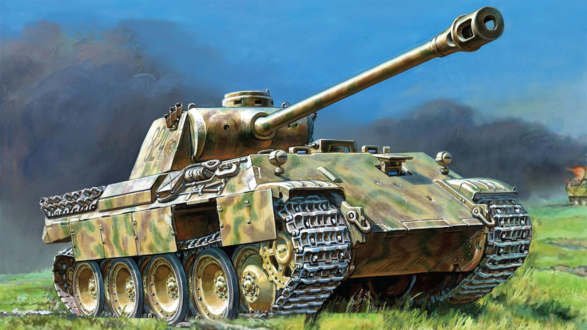 panther tank wallpaper hd - photo #10