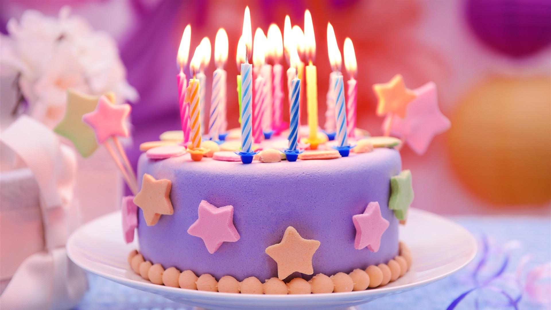 Фото заставки торт