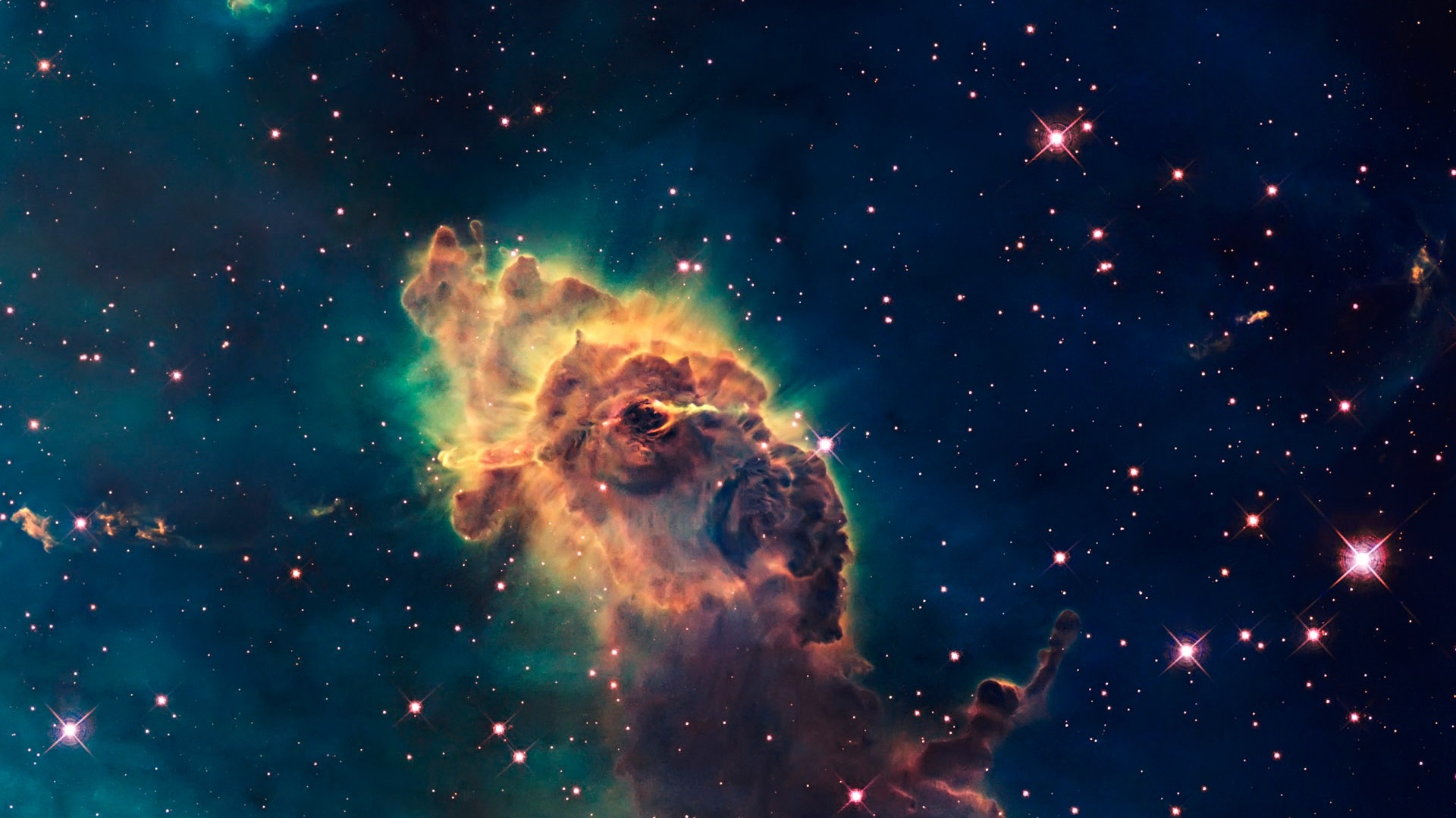 hubble space telescope star 2 - photo #18