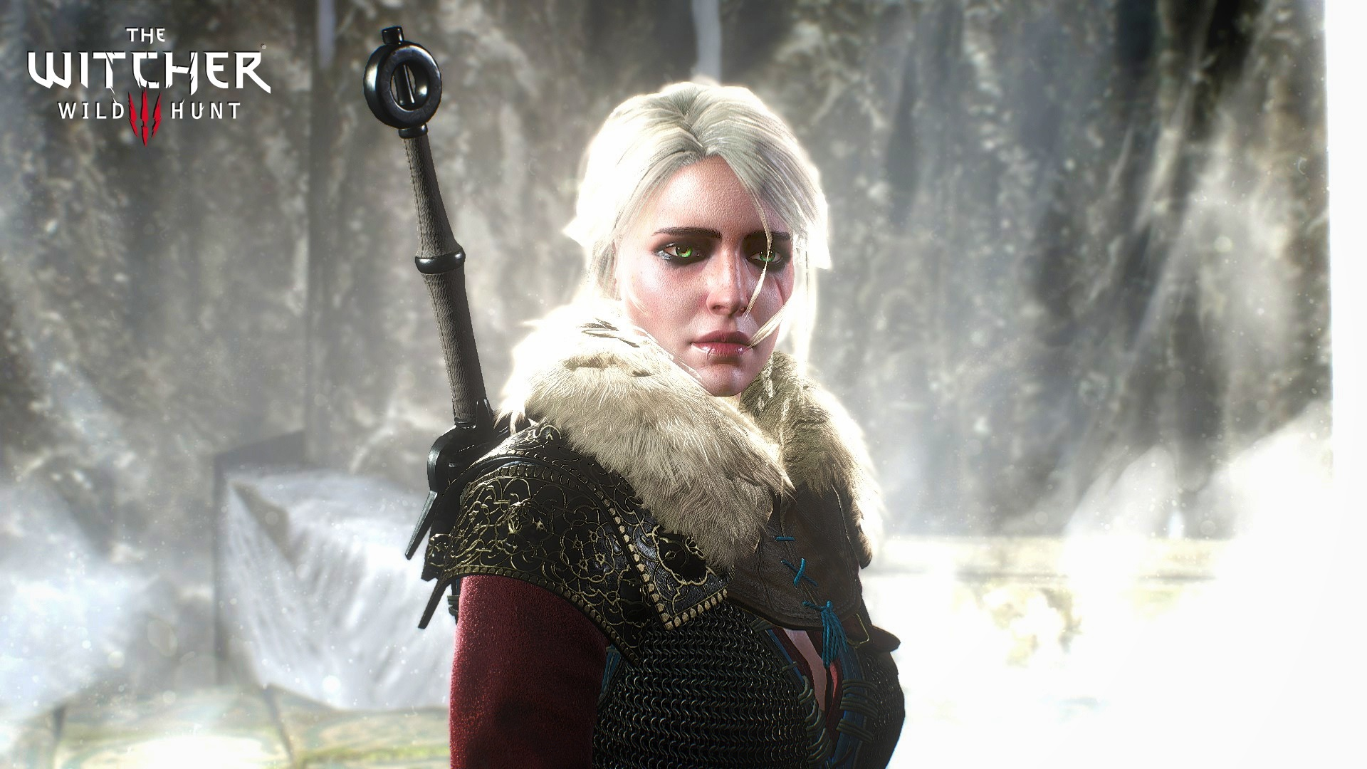 Fondos De Pantalla The Witcher 3 Wild Hunt La Muchacha Del
