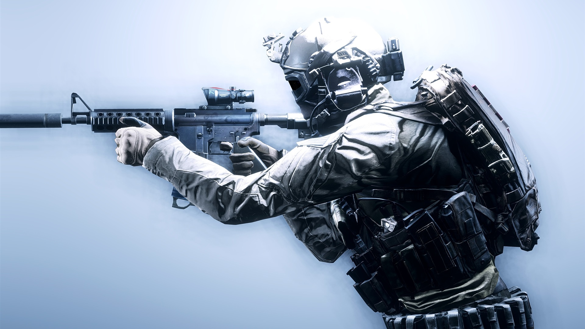 Battlefield4の装備