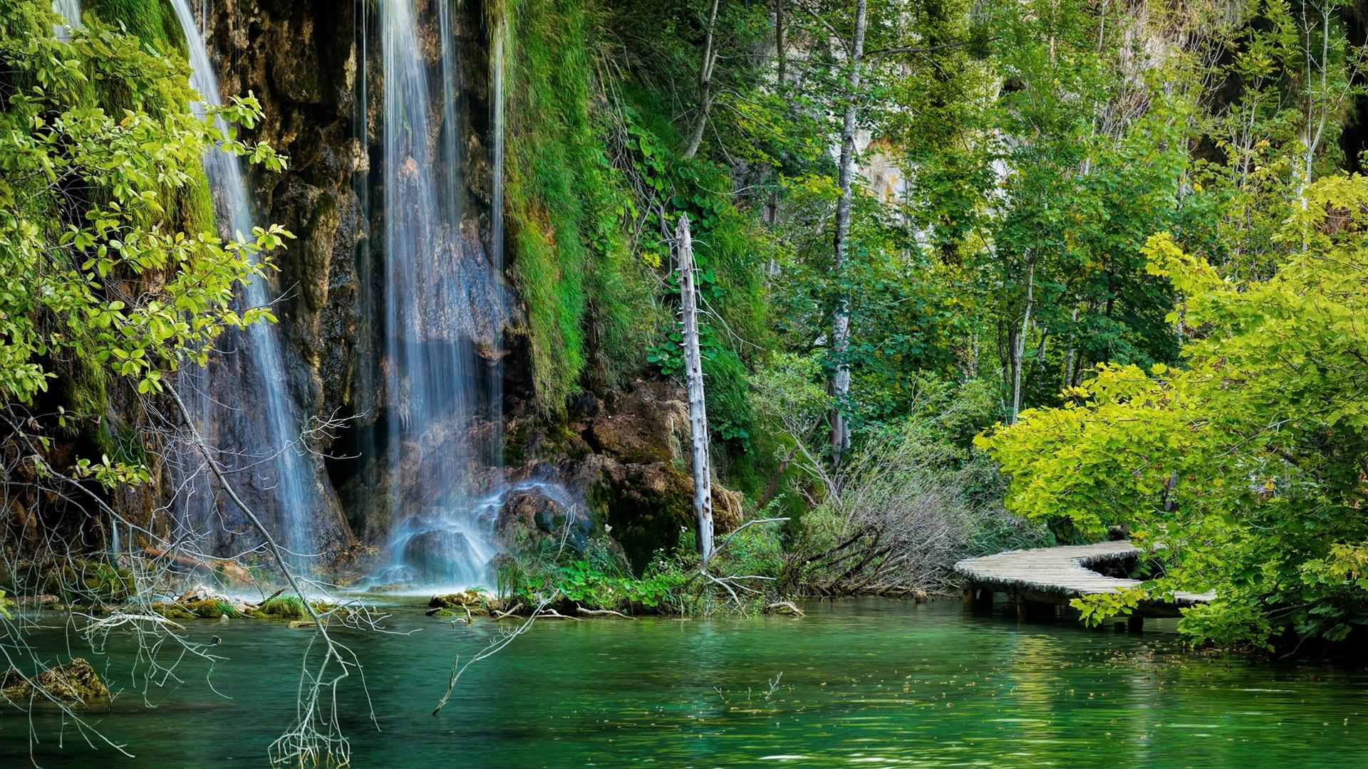 1920x1080 hd ja best wallpaper net - Plitvice lakes hd ...