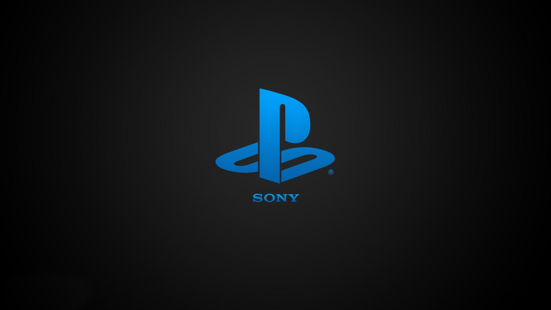 Wallpaper download in full hd - Sony Playstation Blaues Logo Hintergrundbilder 1920x1080