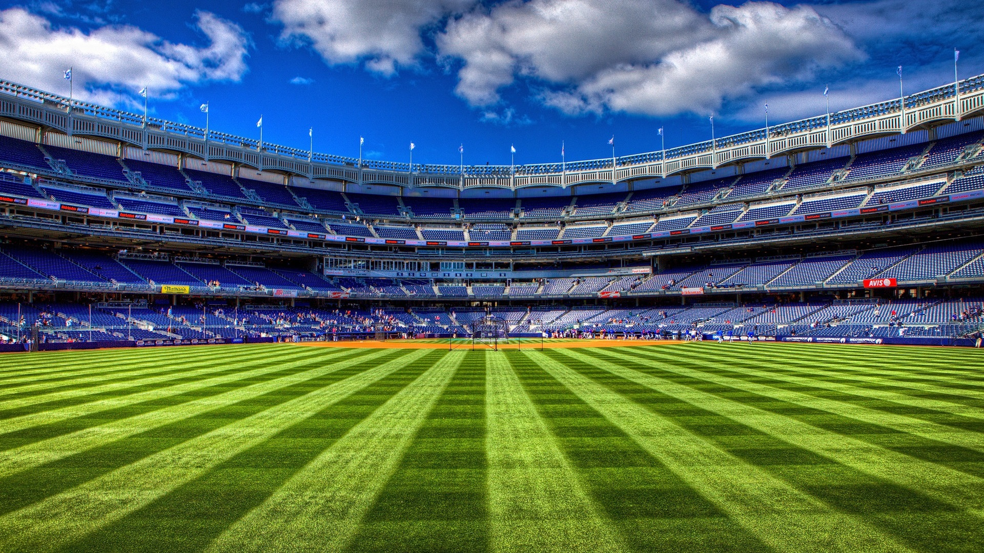 Wallpaper Sport Stadiums Football Lawn 1920x1200 Hd Picture Image