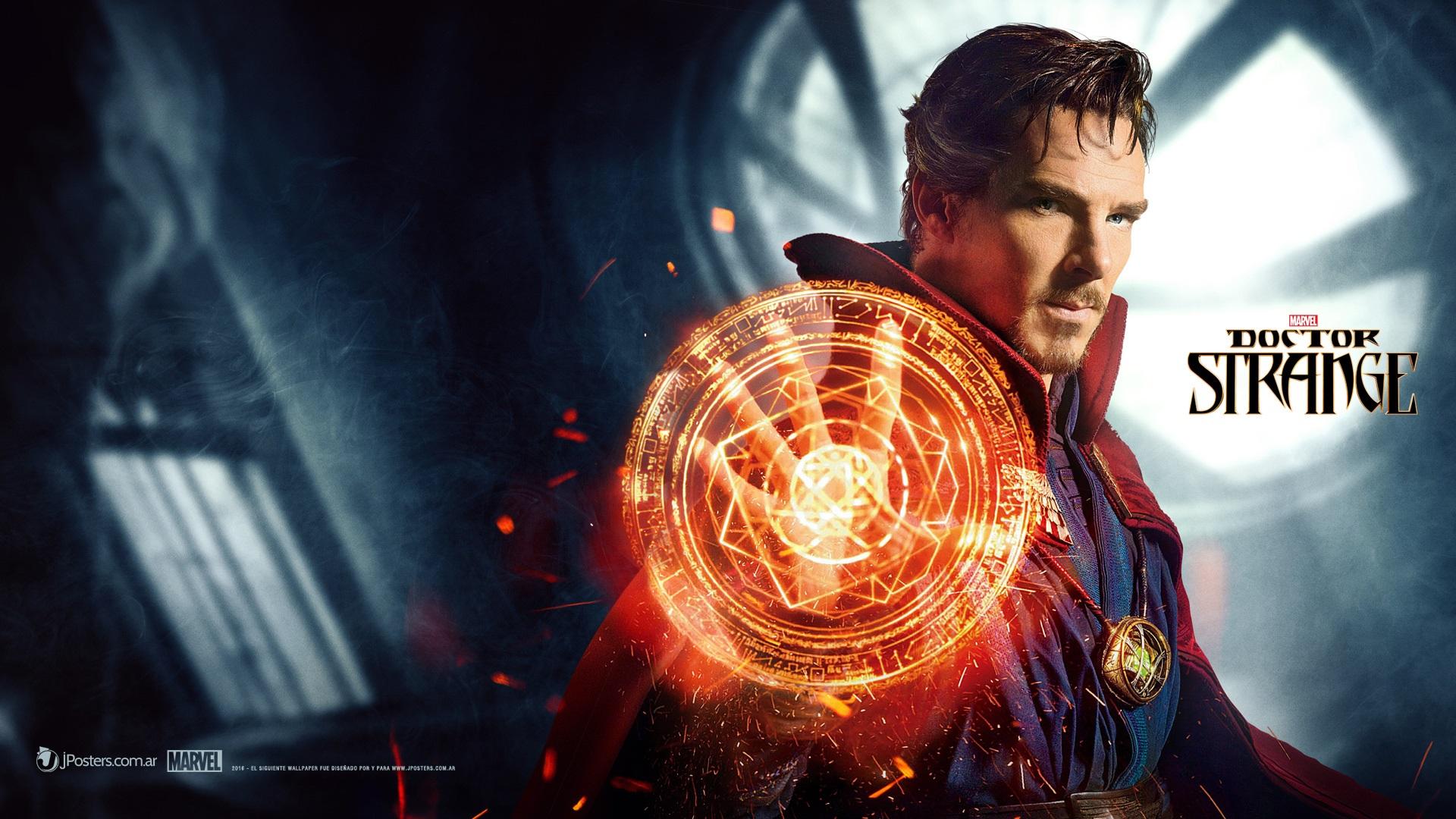 Wallpaper Doctor Strange 2016 1920x1080 Full Hd 2k Picture