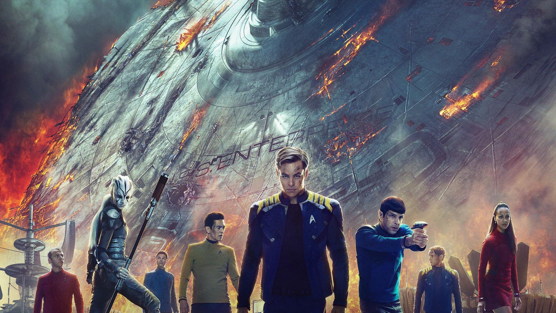 Wallpaper 2016 Movie Star Trek Beyond 1920x1080 Full Hd 2k