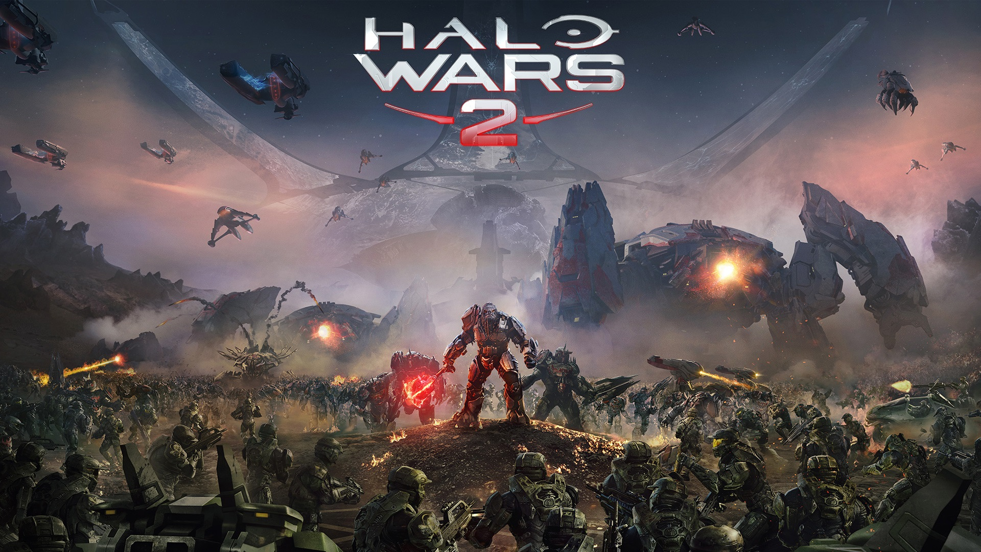 Wallpaper Halo Wars 2 Xbox Games 1920x1080 Full Hd 2k Picture Image