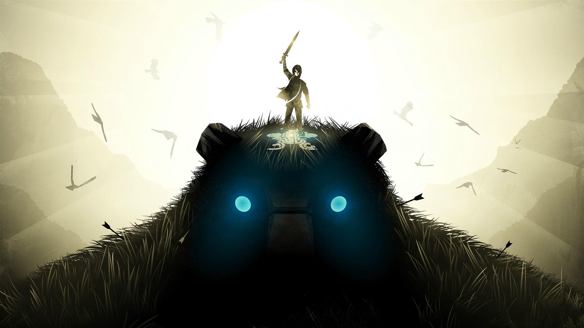 Shadow Of The Colossus Pc Spiel 2560x1440 Qhd