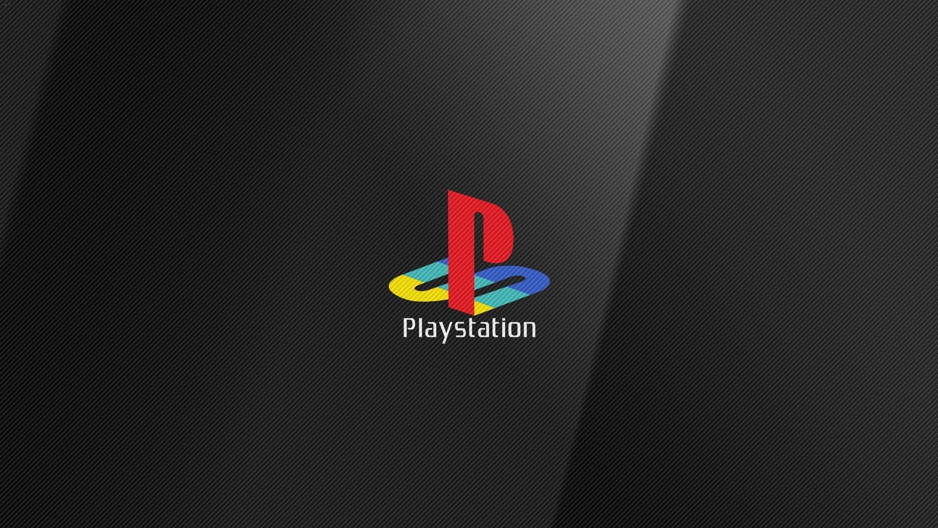 壁紙 ソニーのプレイステーションのロゴ