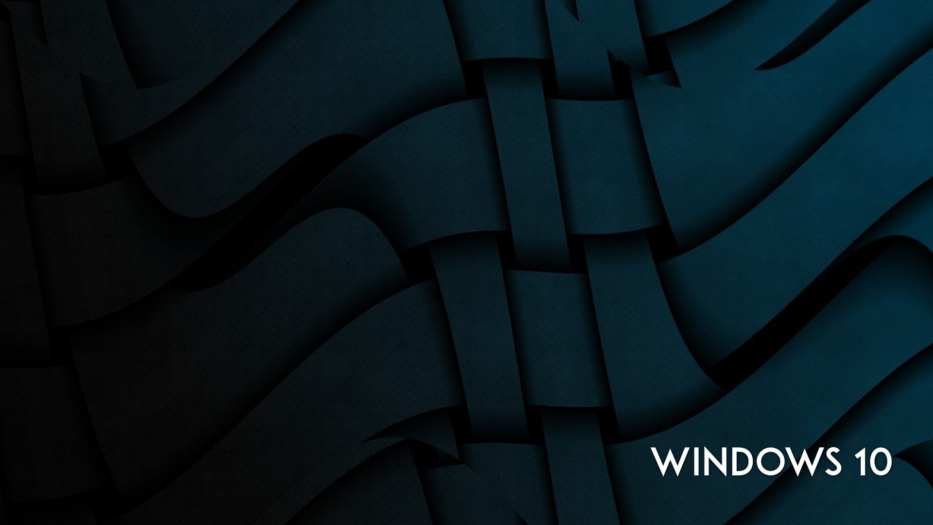 Wallpaper Windows 10 System Abstract Curves Background 1920x1080