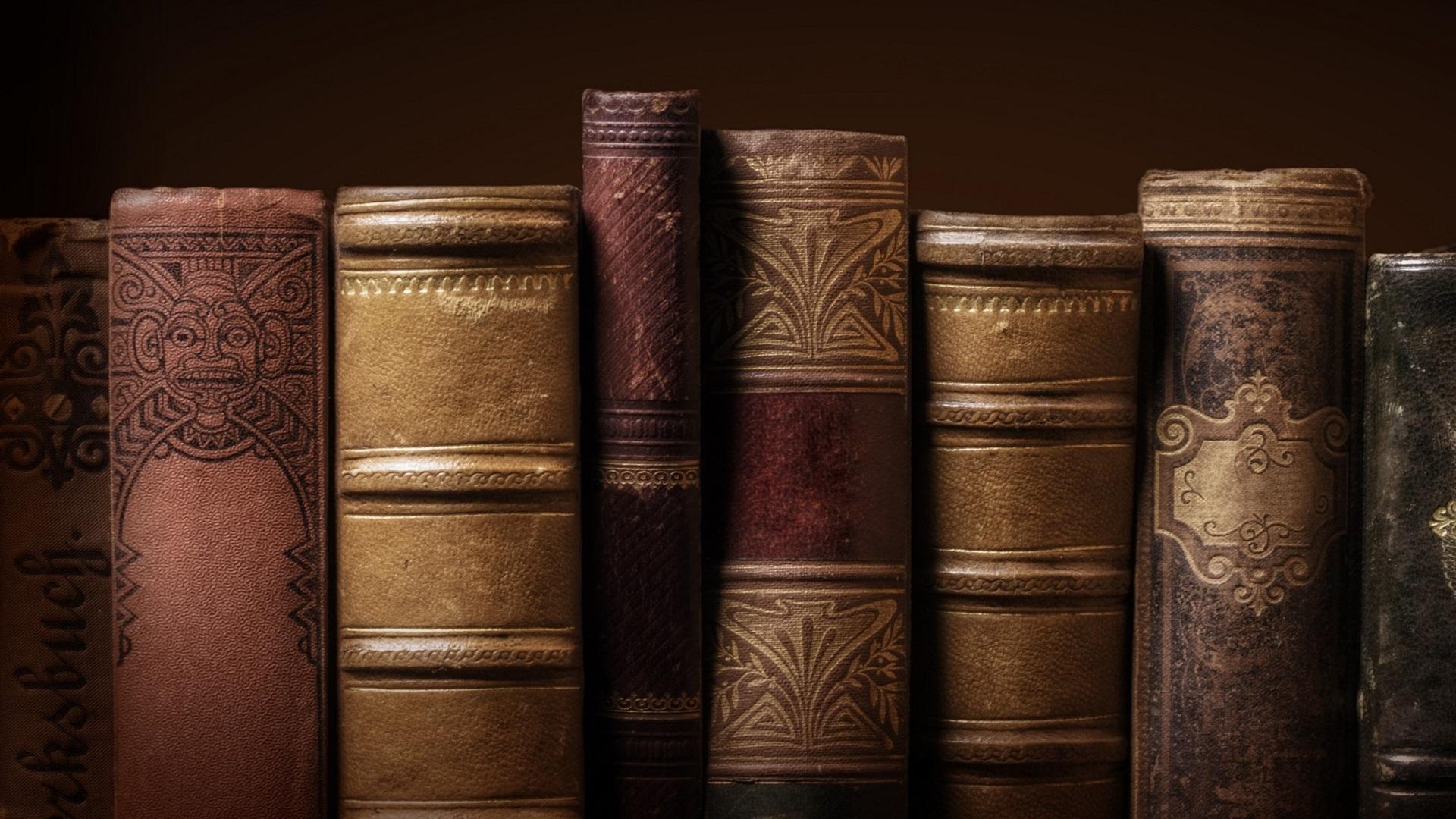 Old Book Cover Hd : Libros de literatura cubierta fondos pantalla