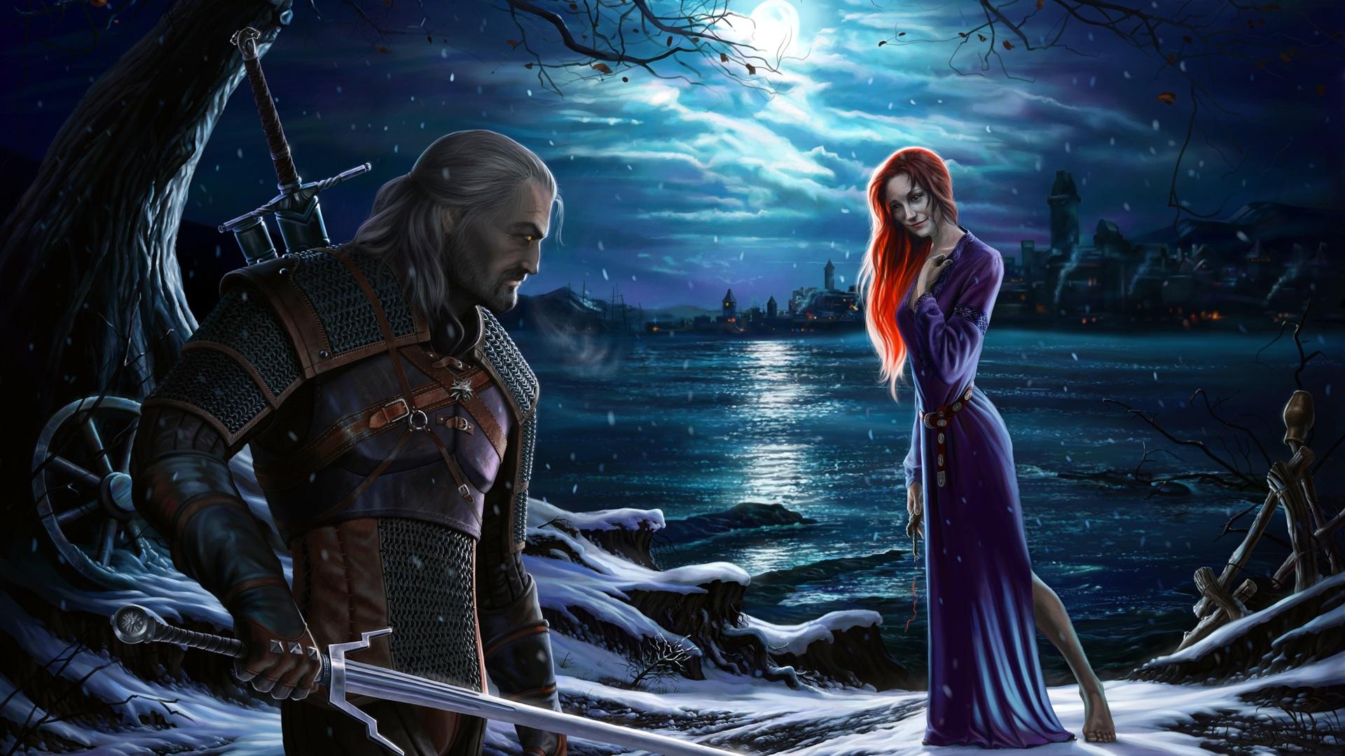 Fondos De Pantalla Los Witcher 3 Wild Hunt Cuadros Del