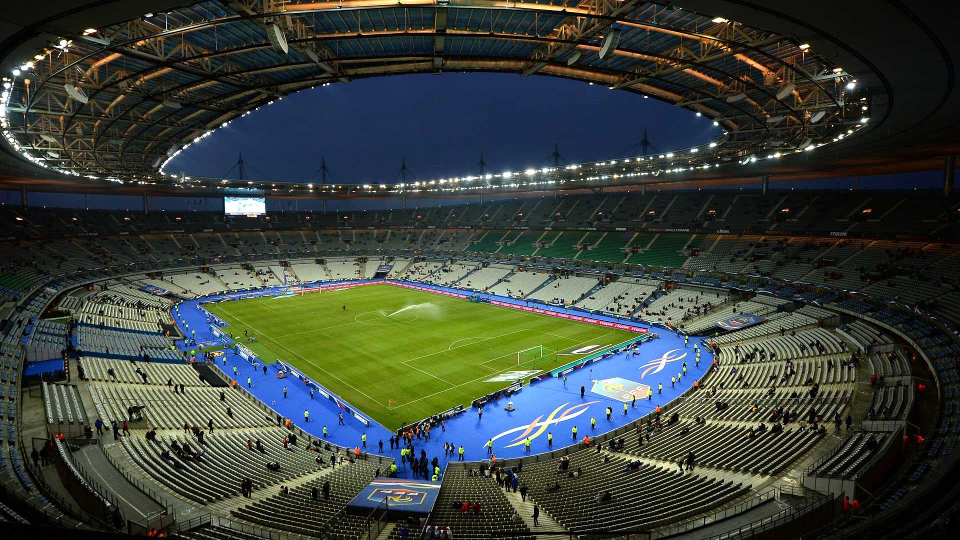Stadium Soccer Football Sports Qhd Wallpaper 2560x2560: Fonds D'écran Paris, Stade, Nuit, France 1920x1080 Full HD