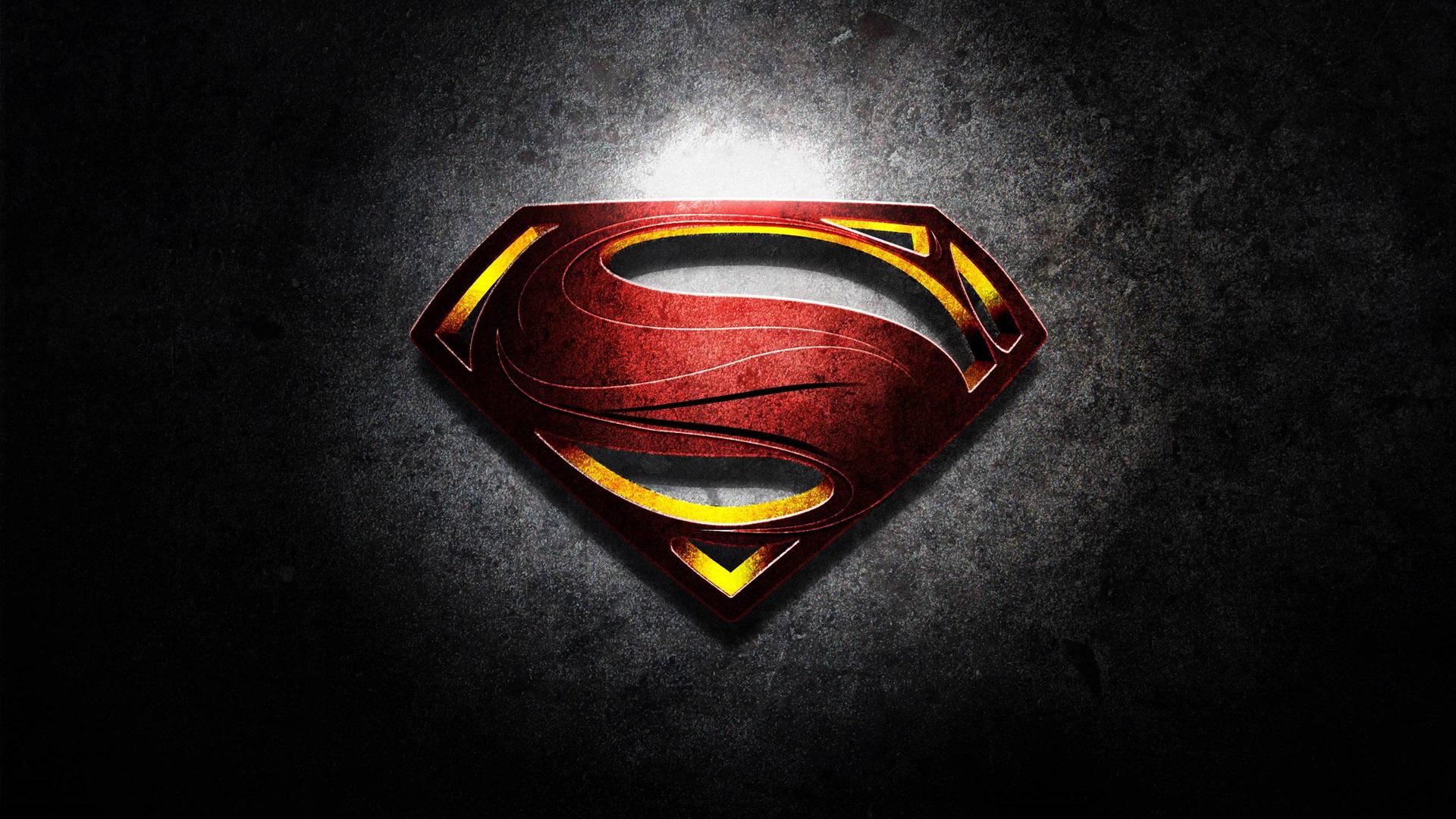 Superman logo designer