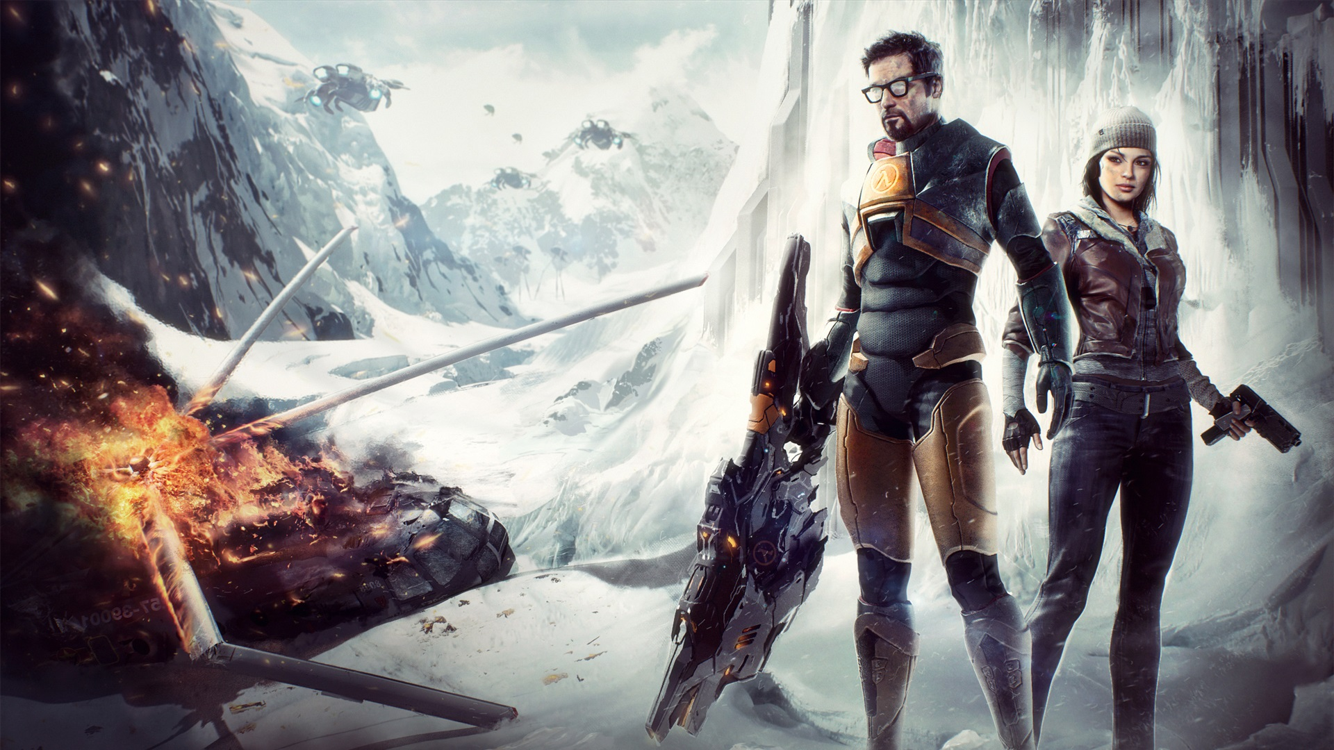 Wallpaper Half Life 2 Pc Games 1920x1440 Hd Picture Image