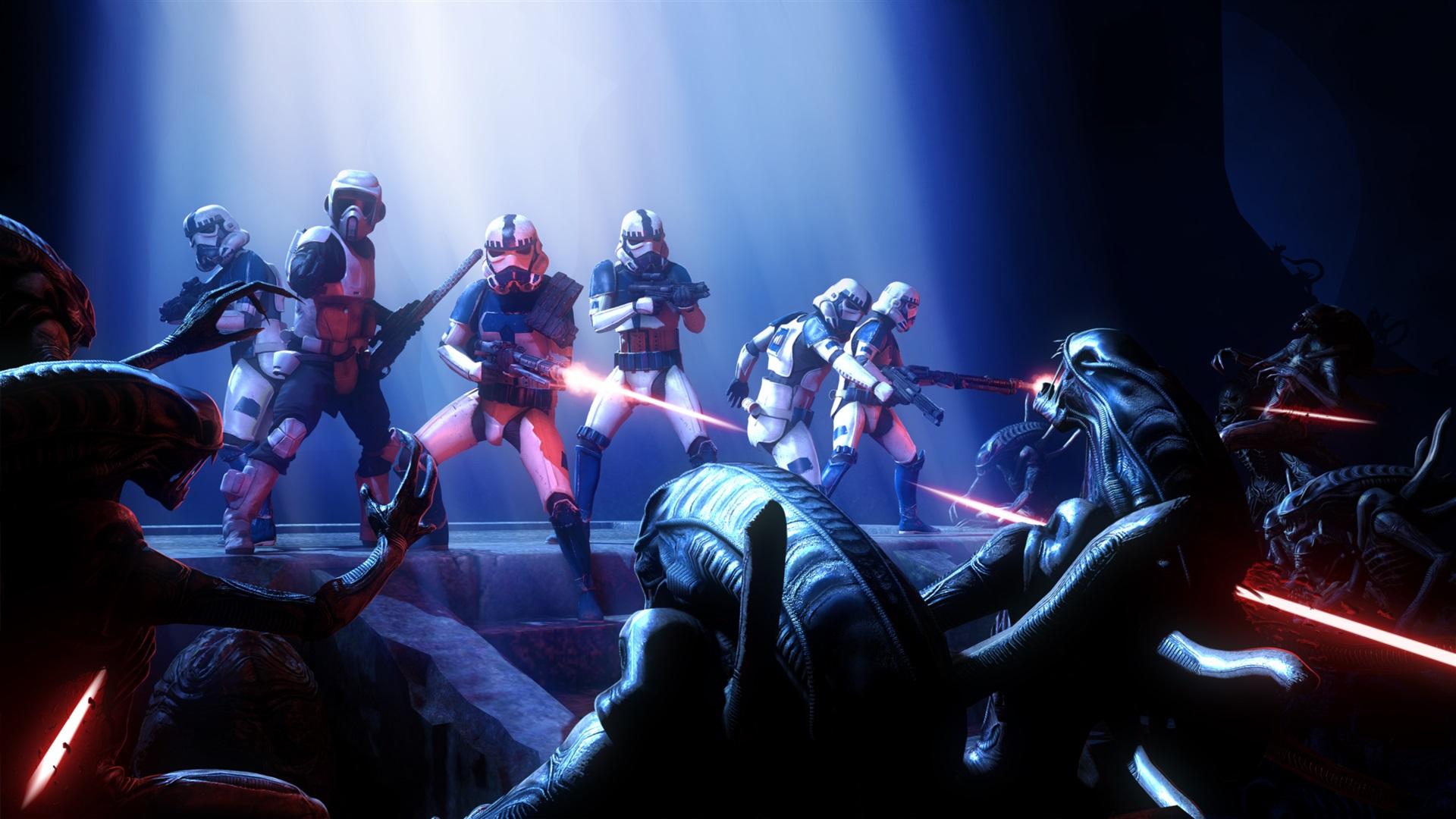 Fondos De Pantalla Star Wars, Alien, Juegos Para PC