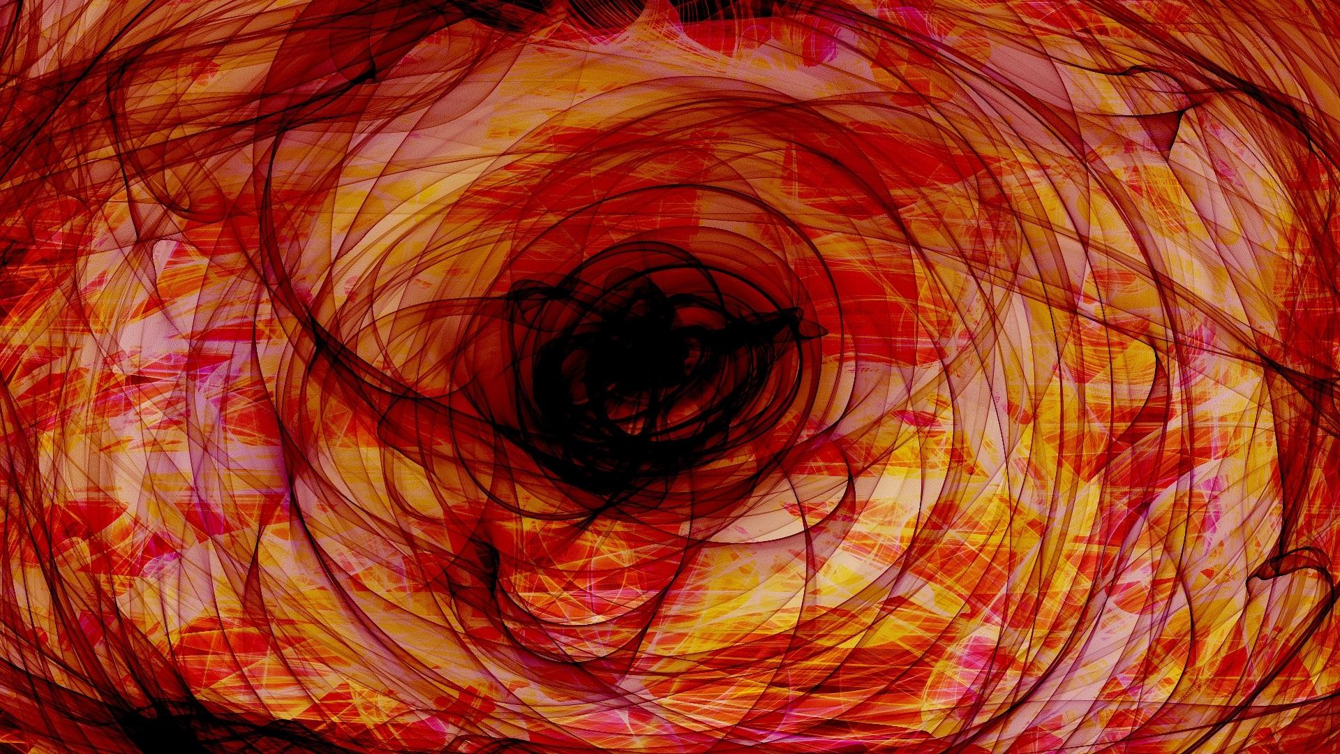 1920x1080 Abstracto Full Hd 1920x1080: Fondos De Pantalla Coloridas Líneas De Rotación, Rayas