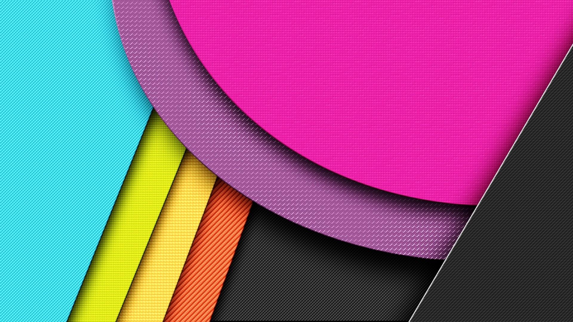 Líneas De Geometría, Colores, Abstracción Fondos De