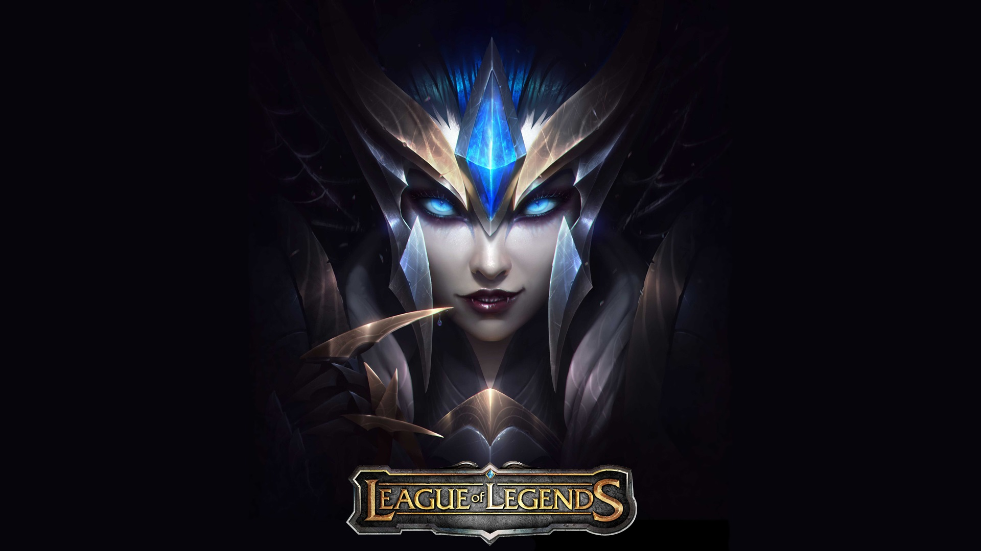 Wallpaper League Of Legends Armor Girl 1920x1080 Full Hd