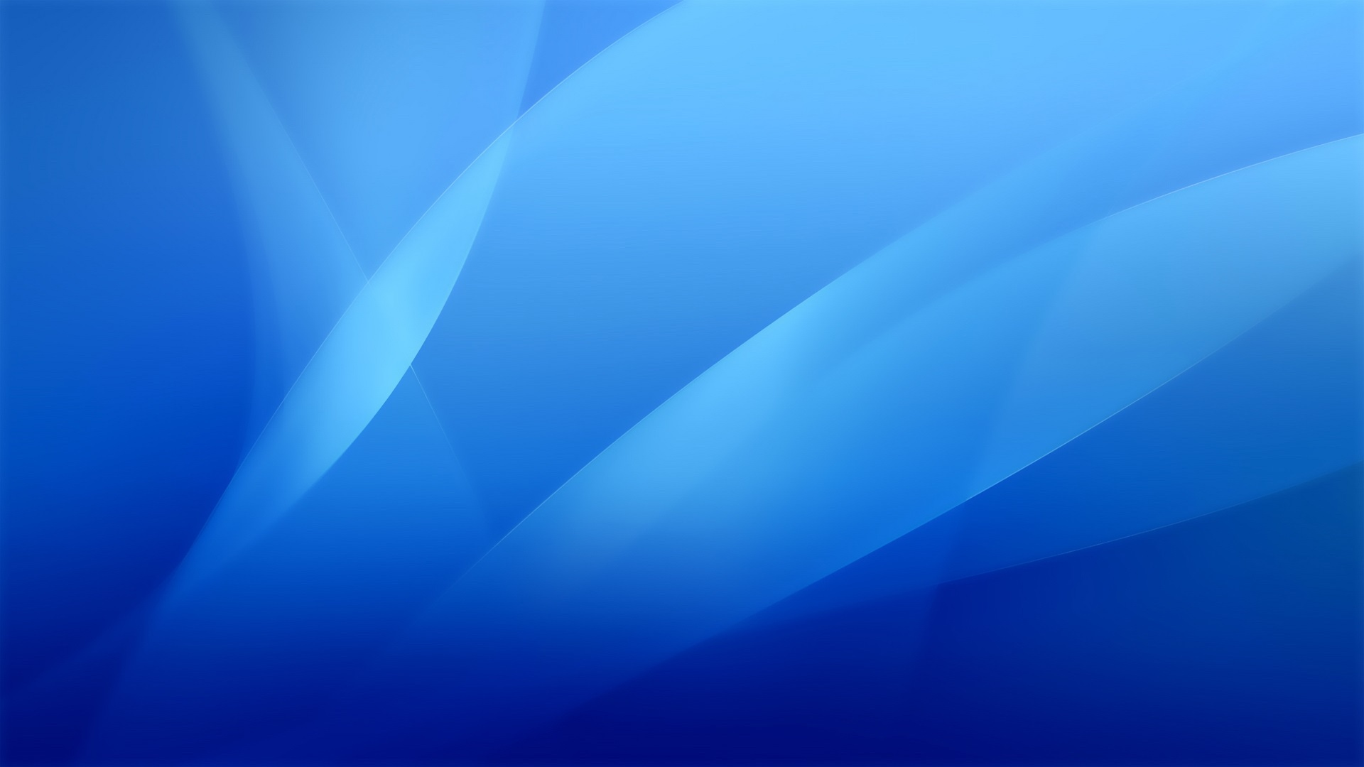 Wallpaper Blue Abstract Background, Curve 1920x1080 Full